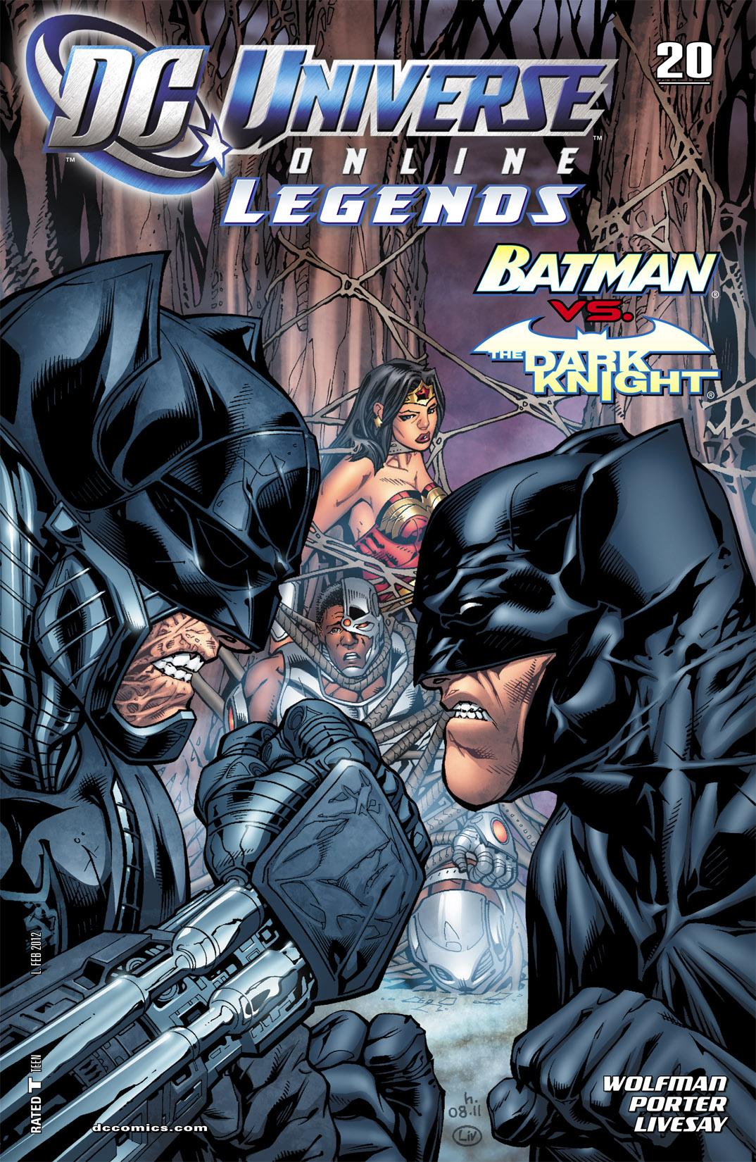 DC Universe Online: Legends 20 Page 1