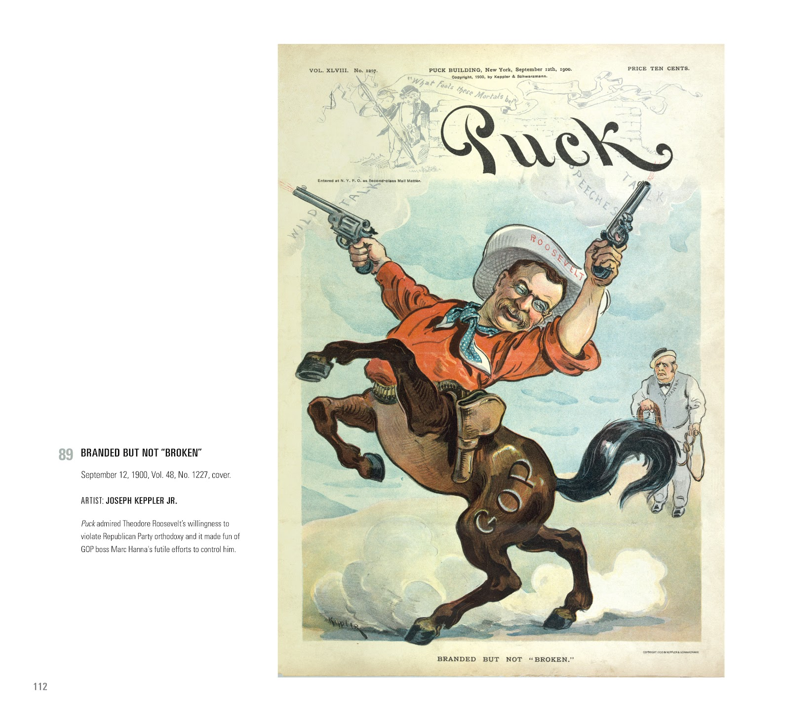 Read online What Fools These Mortals Be!: The Story of Puck Magazine comic -  Issue # TPB (Part 2) - 12