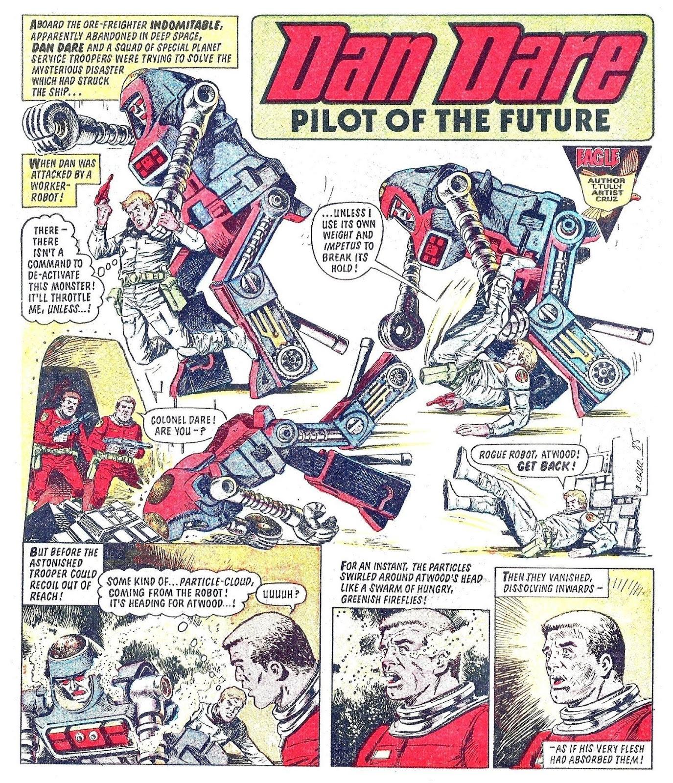 Read online Robo Machines comic -  Issue # TPB - 125