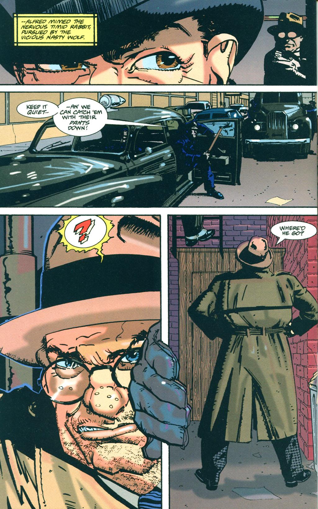 Read online Batman: Dark Allegiances comic -  Issue # Full - 26