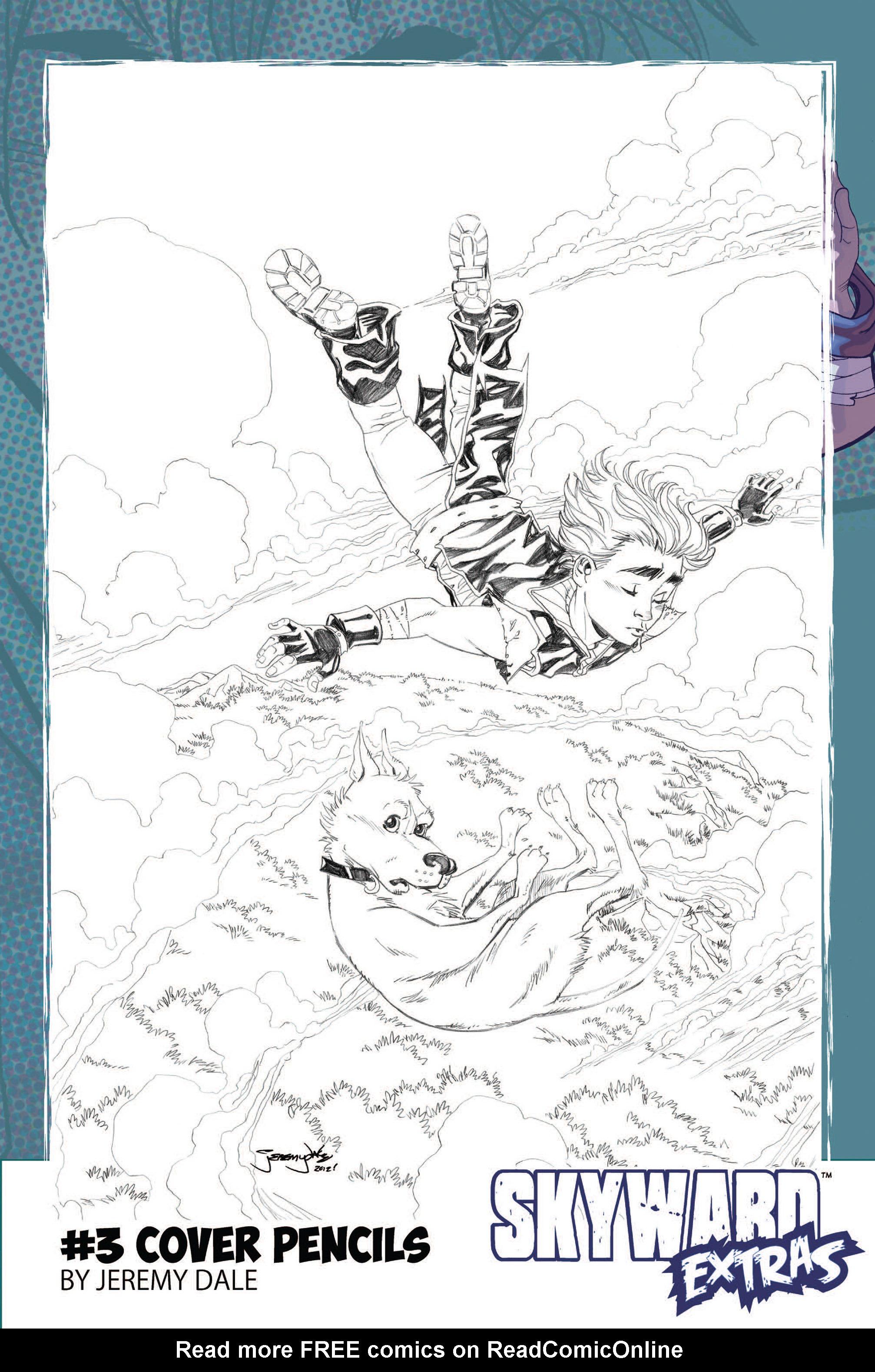 Read online Skyward comic -  Issue #3 - 25