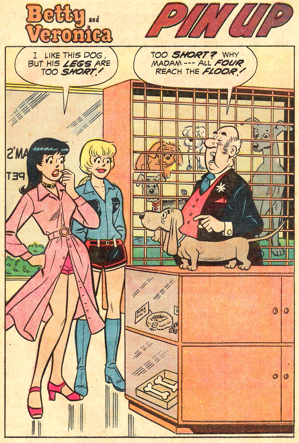 Read online Archie's Girls Betty and Veronica comic -  Issue #188 - 27