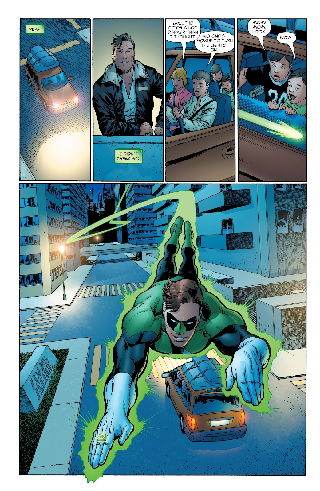 Read online Green Lantern by Geoff Johns comic -  Issue # TPB 1 (Part 4) - 67