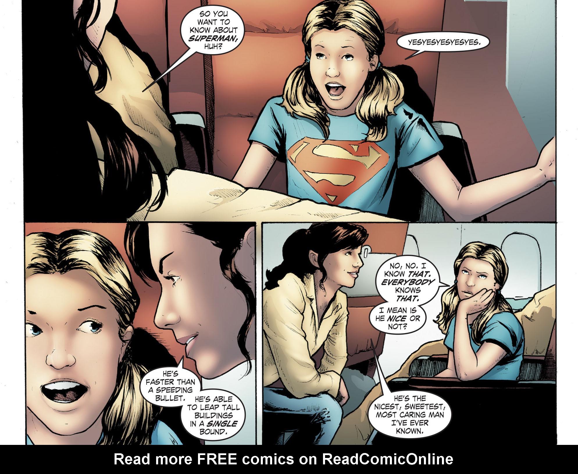 Read online Smallville: Season 11 comic -  Issue #41 - 5