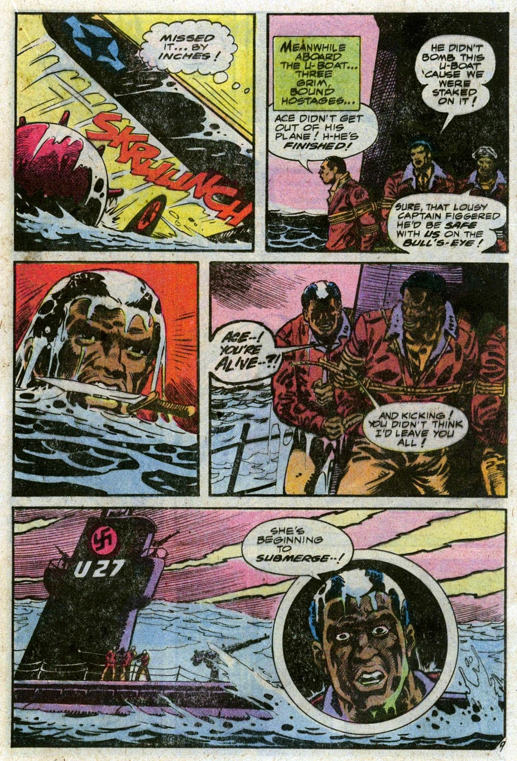 Read online All-Out War comic -  Issue #6 - 38