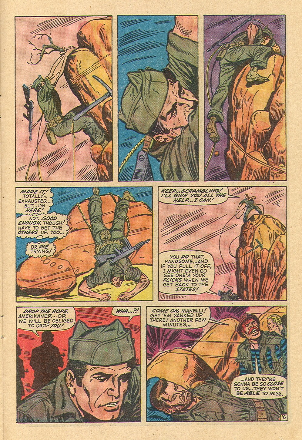 Read online Sgt. Fury comic -  Issue #97 - 23