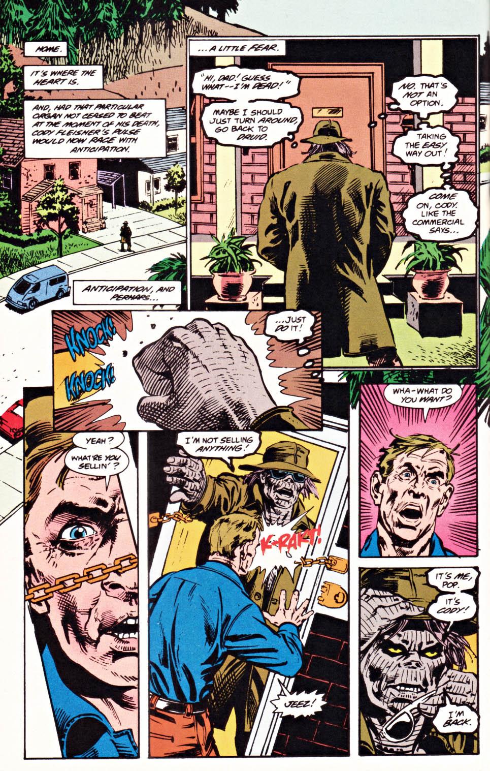 Read online Secret Defenders comic -  Issue #20 - 20