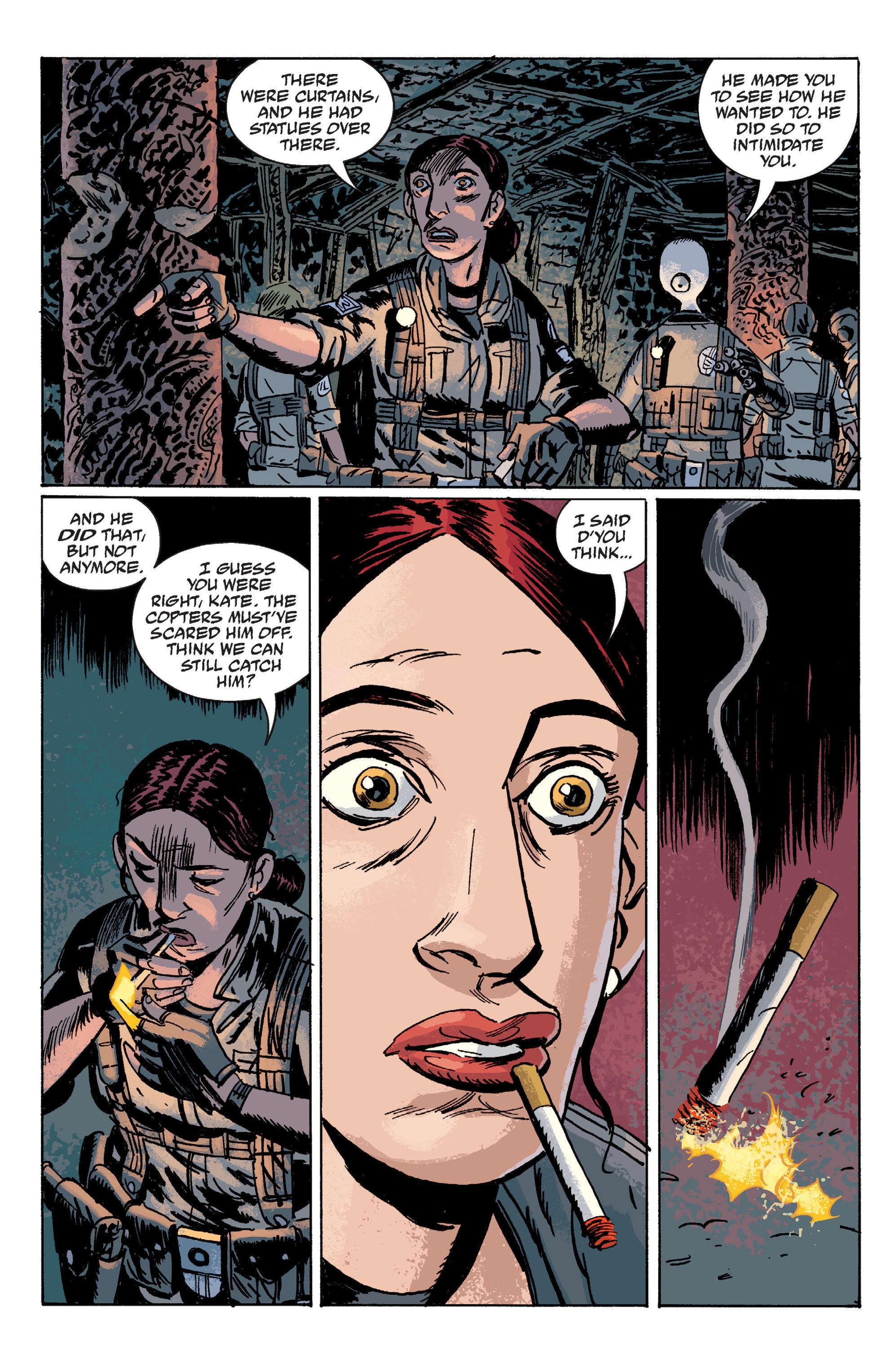 Read online B.P.R.D. (2003) comic -  Issue # TPB 10 - 54