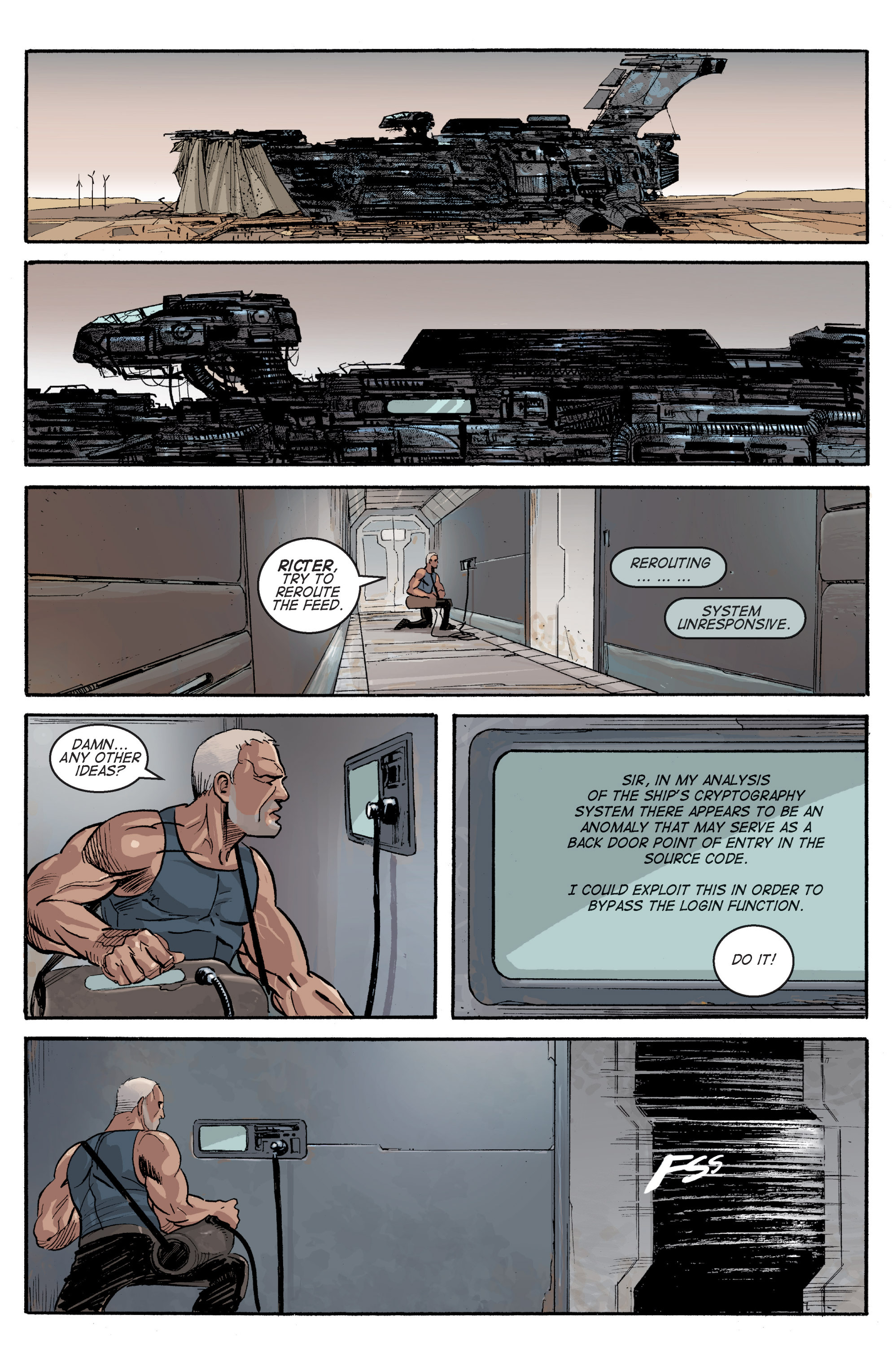 Read online Planetoid comic -  Issue # TPB - 108
