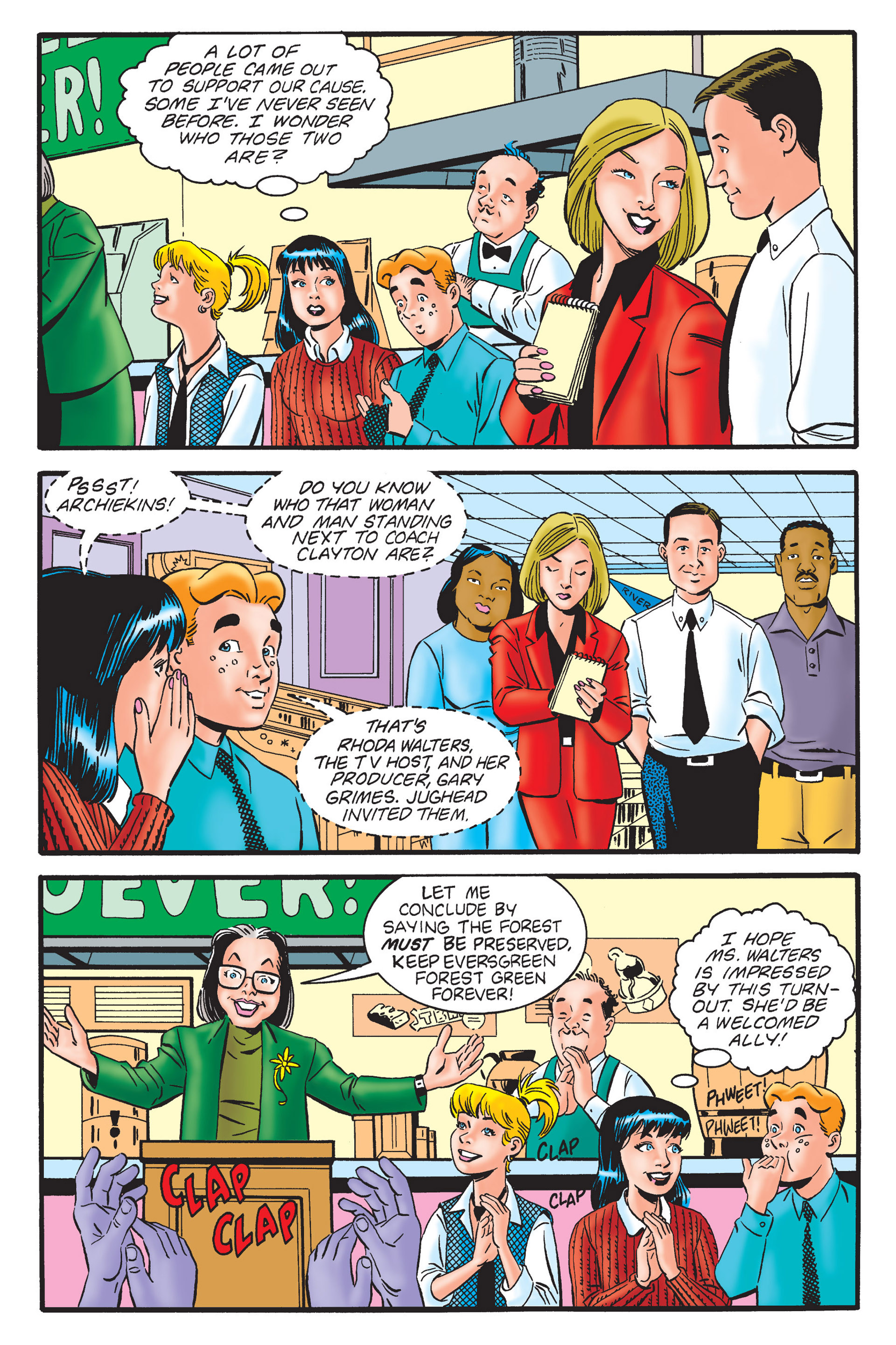 Read online Archie's New Look Series comic -  Issue #4 - 51