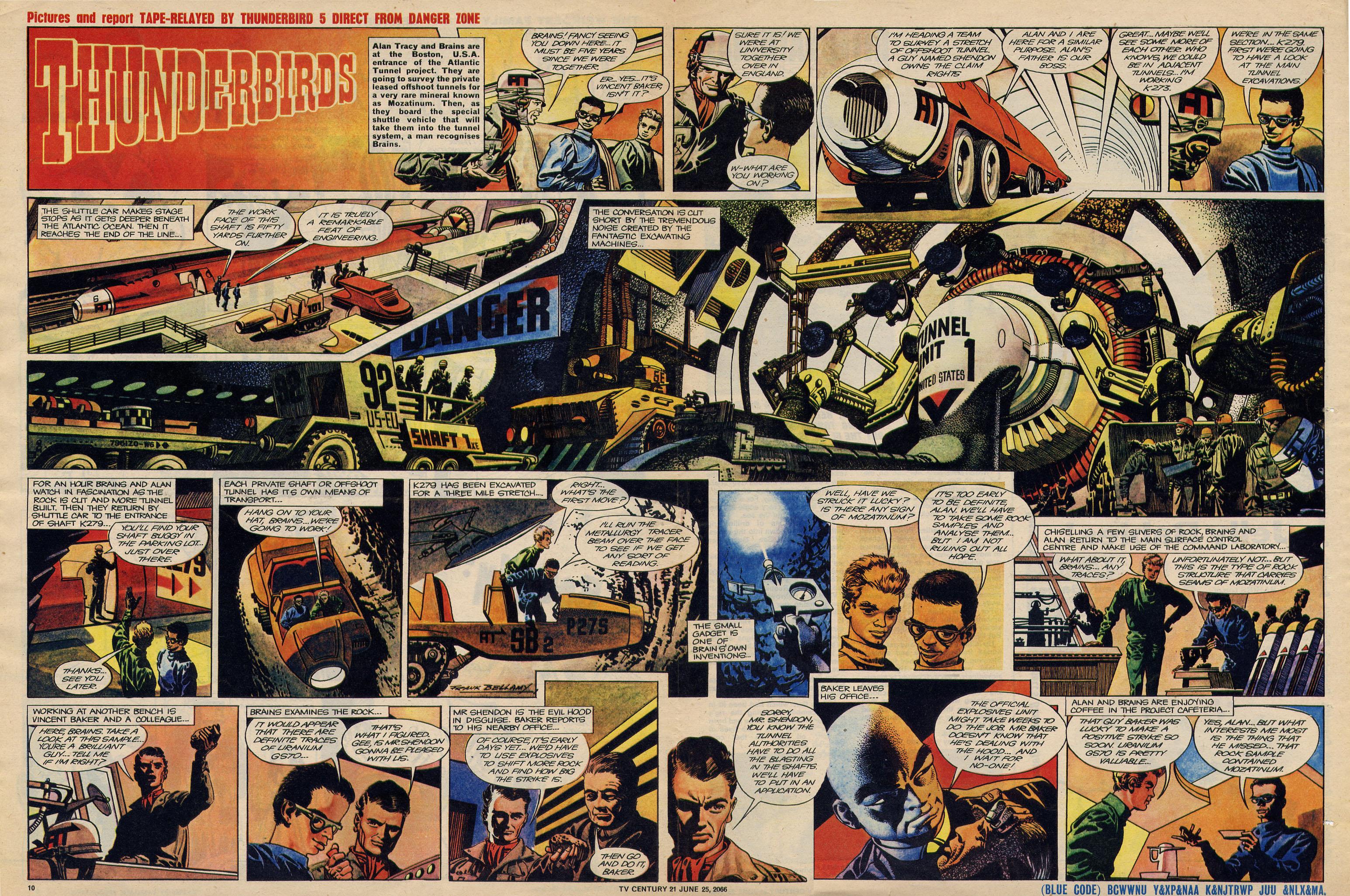 Read online TV Century 21 (TV 21) comic -  Issue #75 - 10