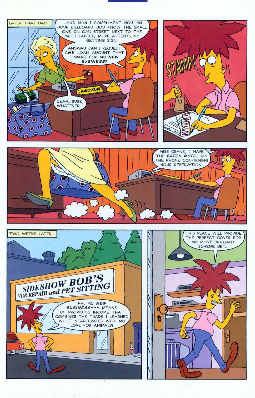 Read online Simpsons Comics comic -  Issue #46 - 8