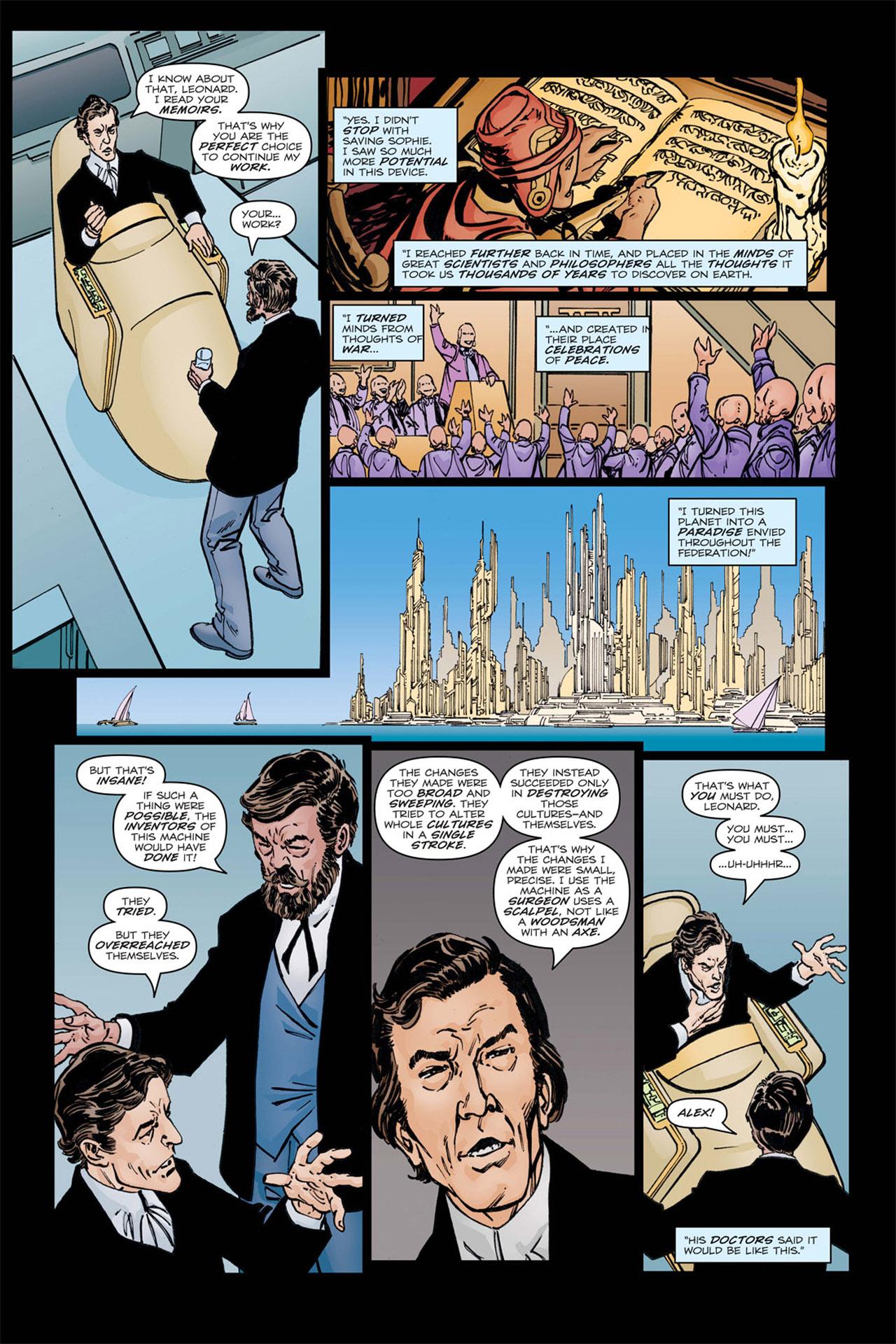 Read online Star Trek: Leonard McCoy, Frontier Doctor comic -  Issue #4 - 24
