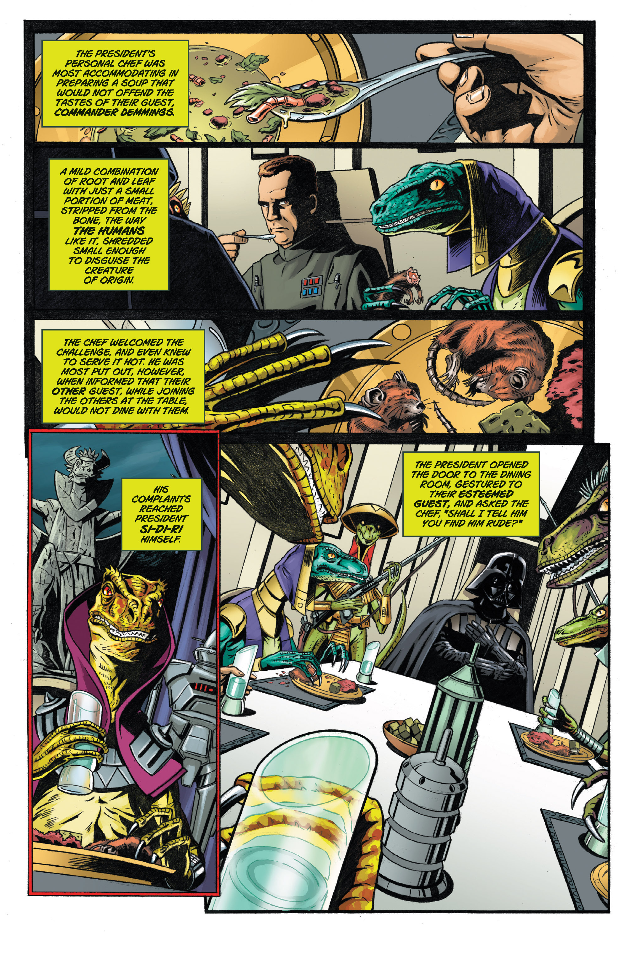 Read online Star Wars Omnibus comic -  Issue # Vol. 17 - 377
