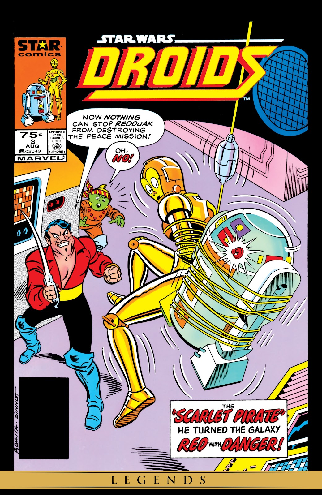 Star Wars: Droids (1986) issue 3 - Page 1
