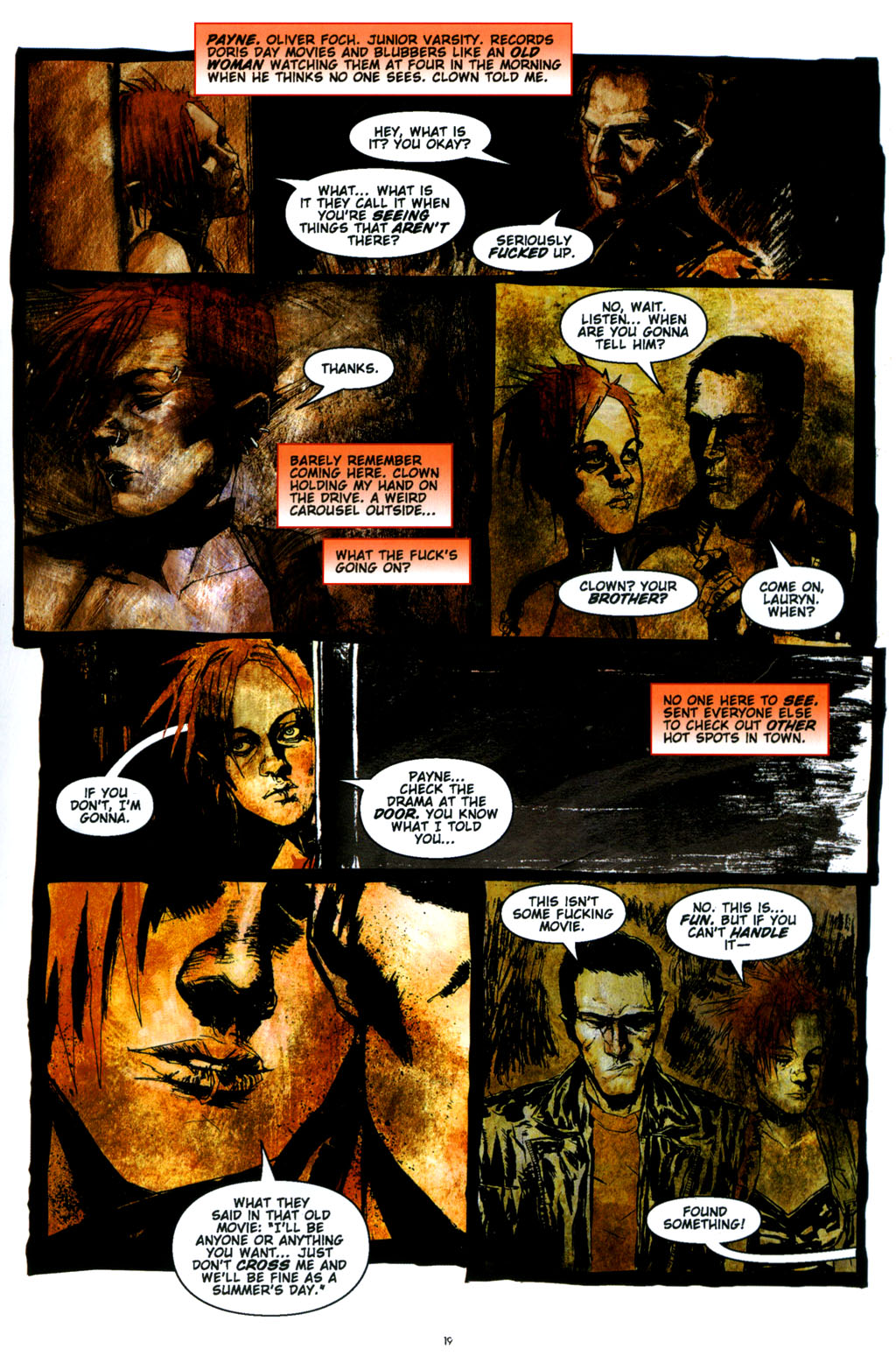 Read online Silent Hill: Dying Inside comic -  Issue #3 - 17