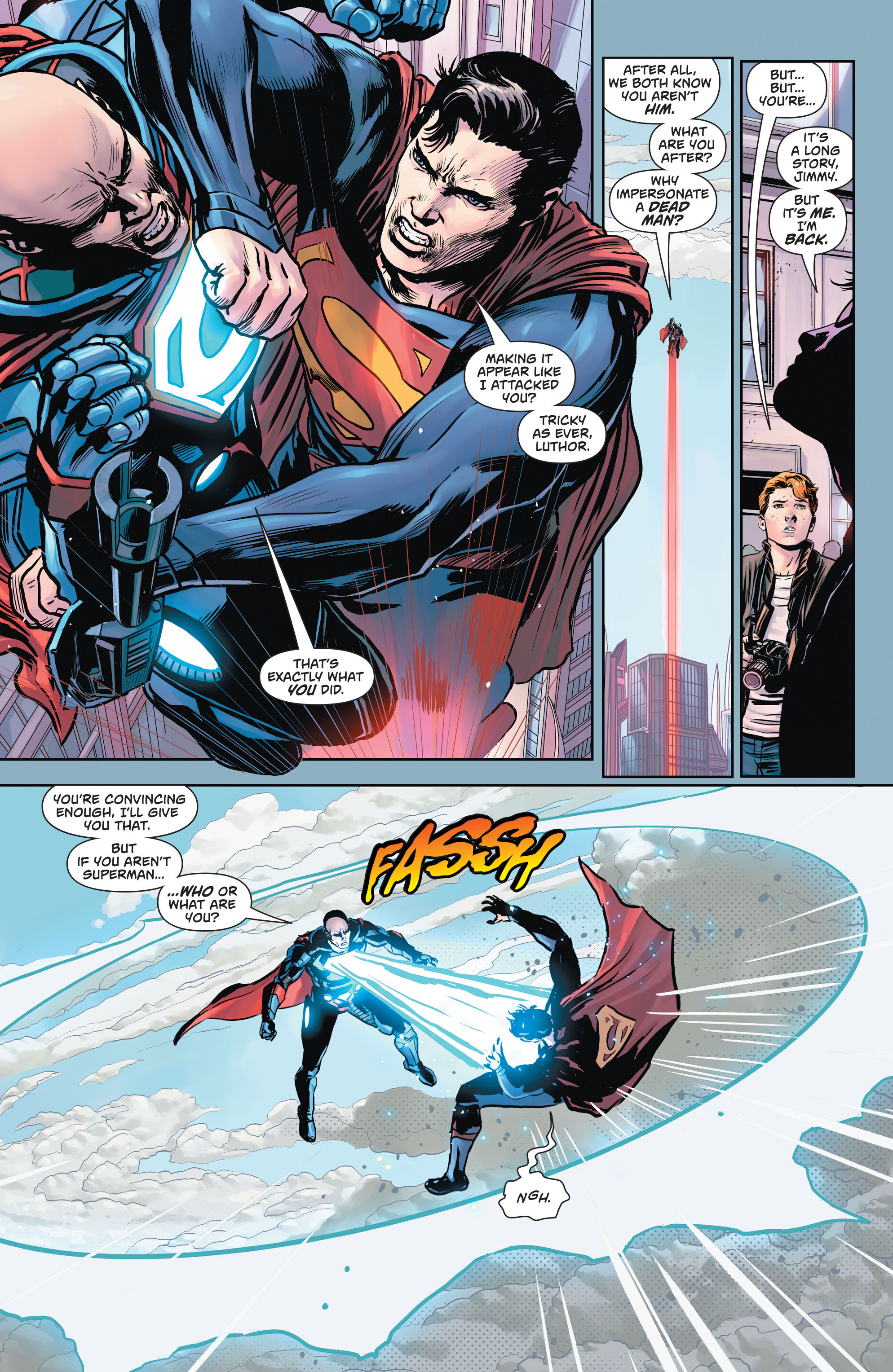 Read online Action Comics (2016) comic -  Issue #957 - 19