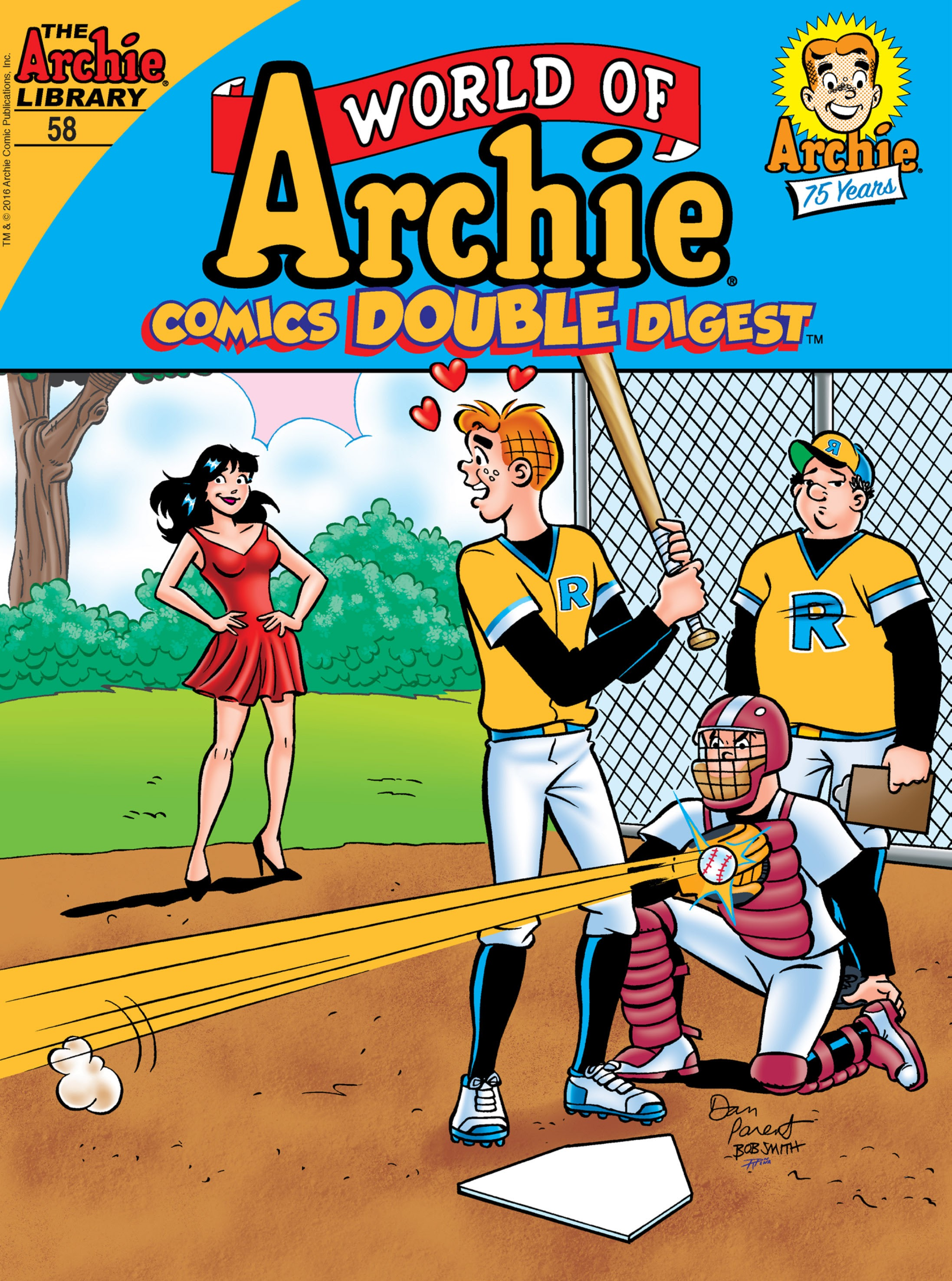 World of Archie Double Digest 58 Page 1