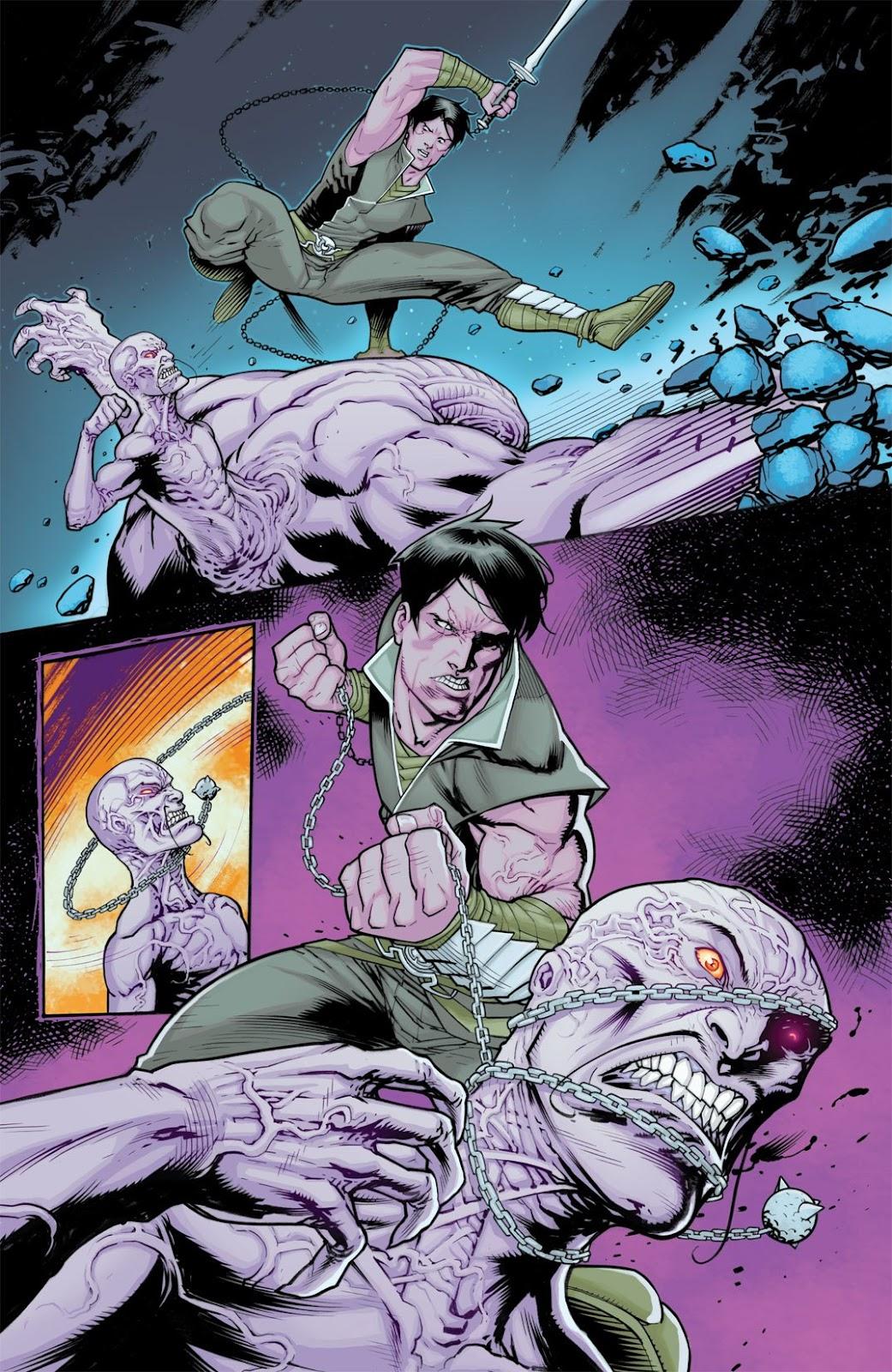 Read online Reaper comic -  Issue #2 - 39