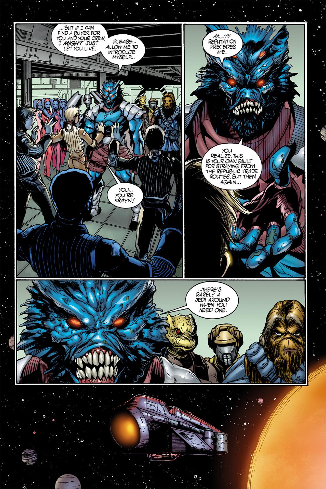 Read online Star Wars Omnibus comic -  Issue # Vol. 10 - 129