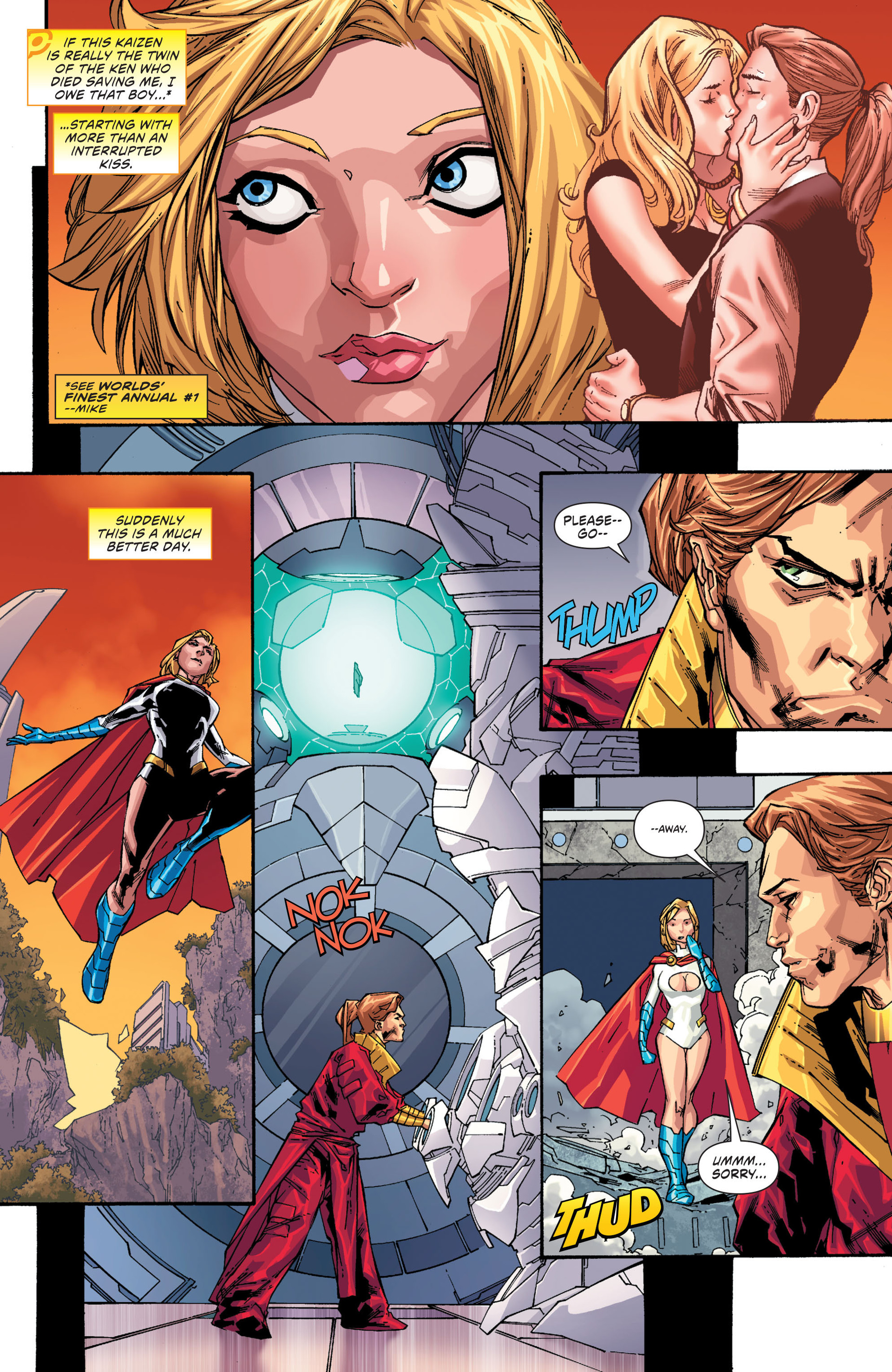 Read online Worlds' Finest comic -  Issue #20 - 14