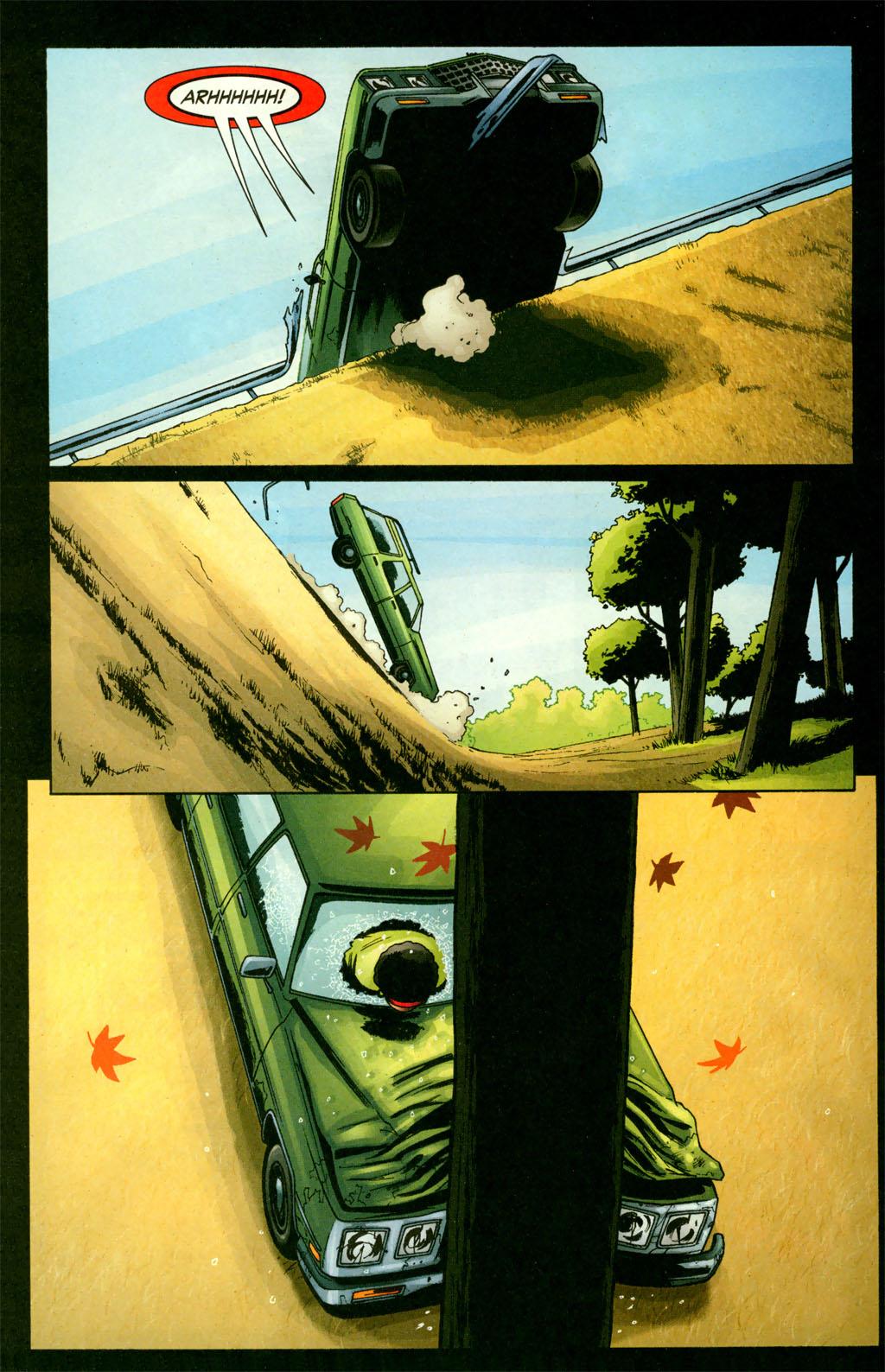 Read online Fallen Angel (2003) comic -  Issue #11 - 3