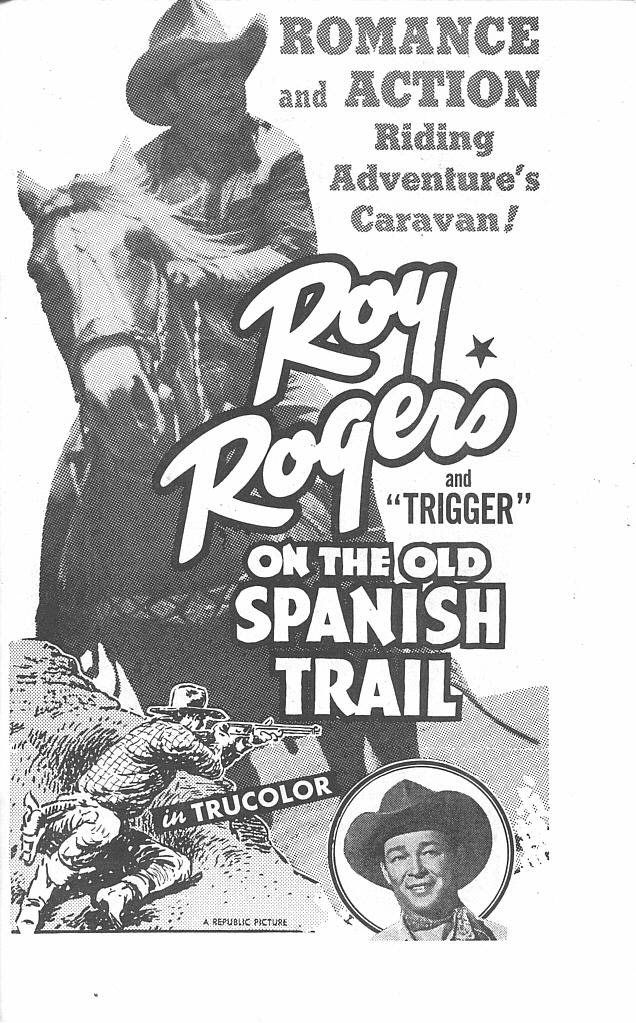 Read online Roy Rogers comic -  Issue #4 - 41