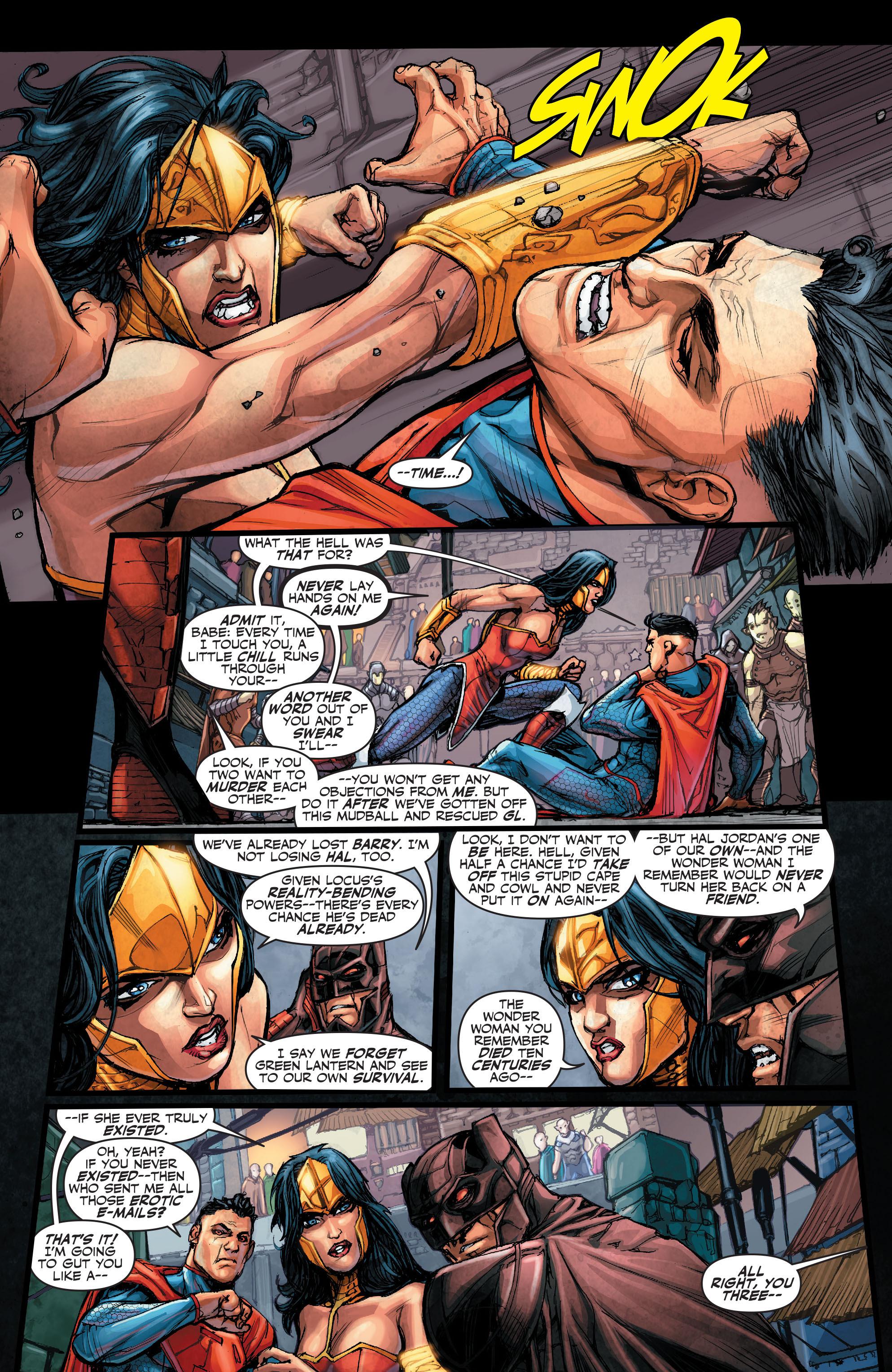 Justice League 3000 Tpb 1 Viewcomic