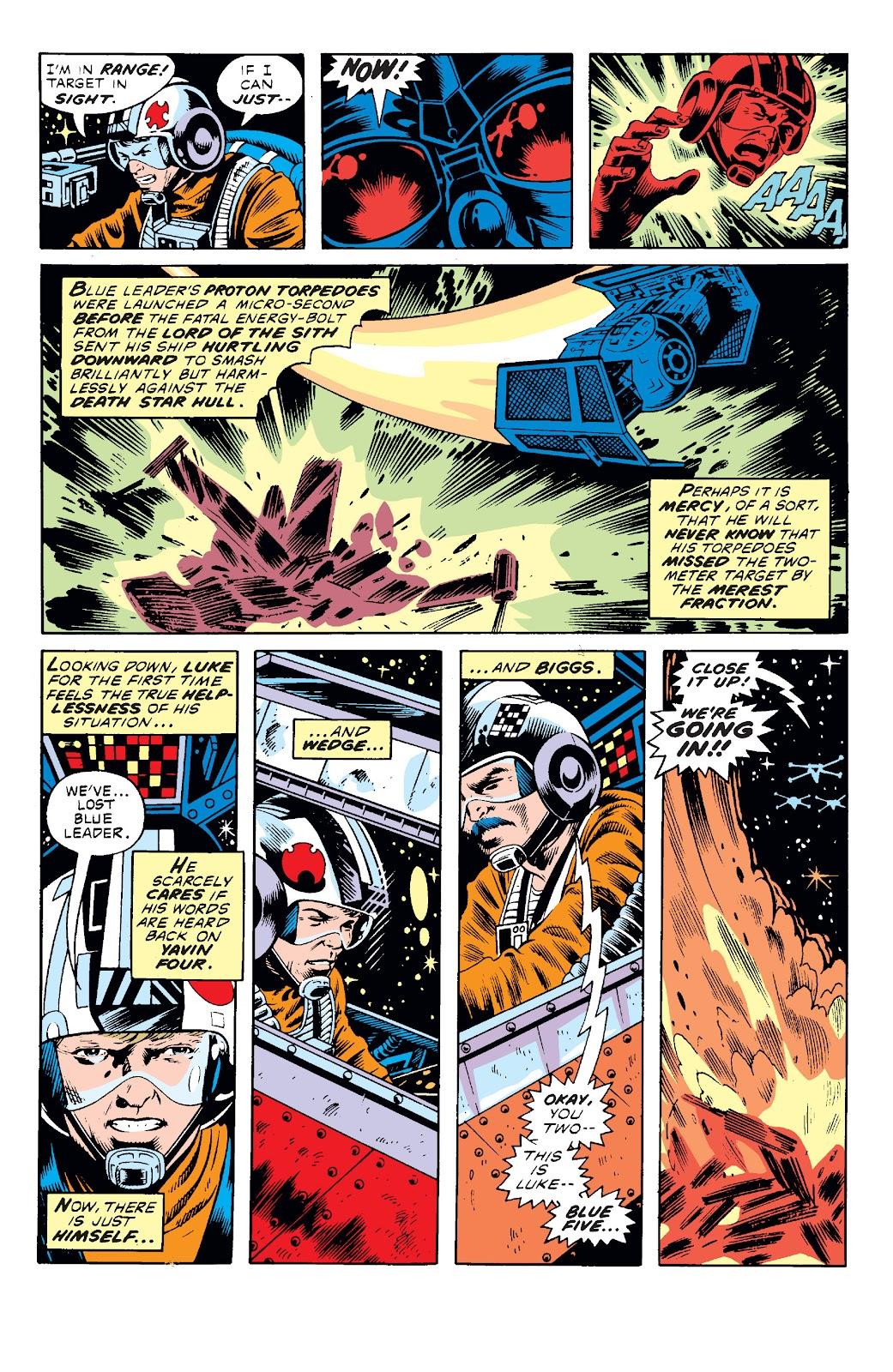 Read online Star Wars Legends: The Original Marvel Years - Epic Collection comic -  Issue # TPB 1 (Part 2) - 8