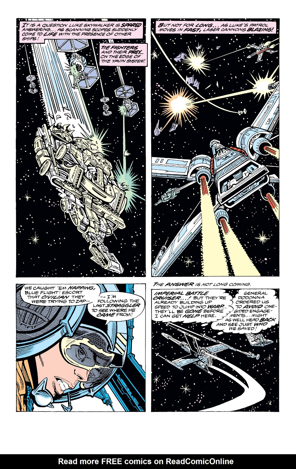 Read online Star Wars Legends: The Original Marvel Years - Epic Collection comic -  Issue # TPB 2 (Part 3) - 47