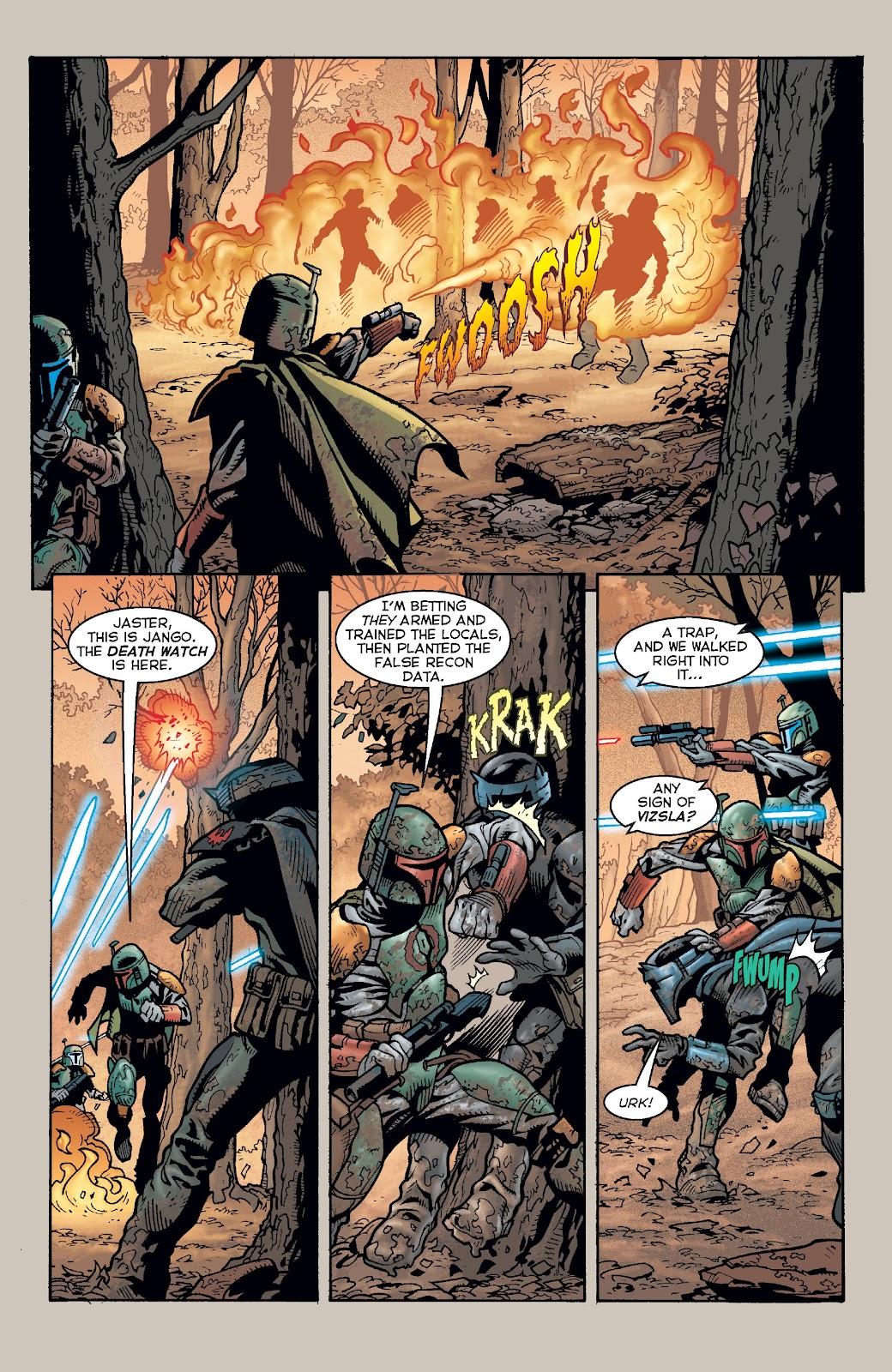 Read online Star Wars Legends Epic Collection: The Menace Revealed comic -  Issue # TPB (Part 1) - 43