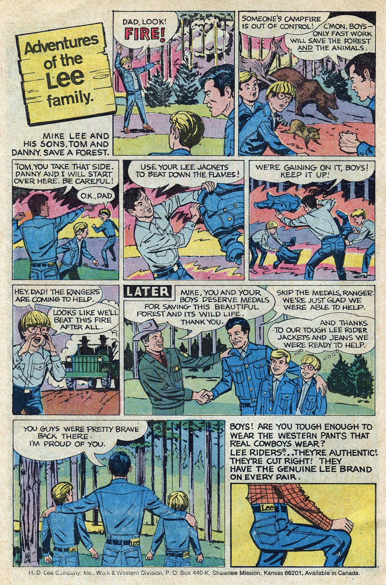 Read online Amazing Adventures (1970) comic -  Issue #10 - 6