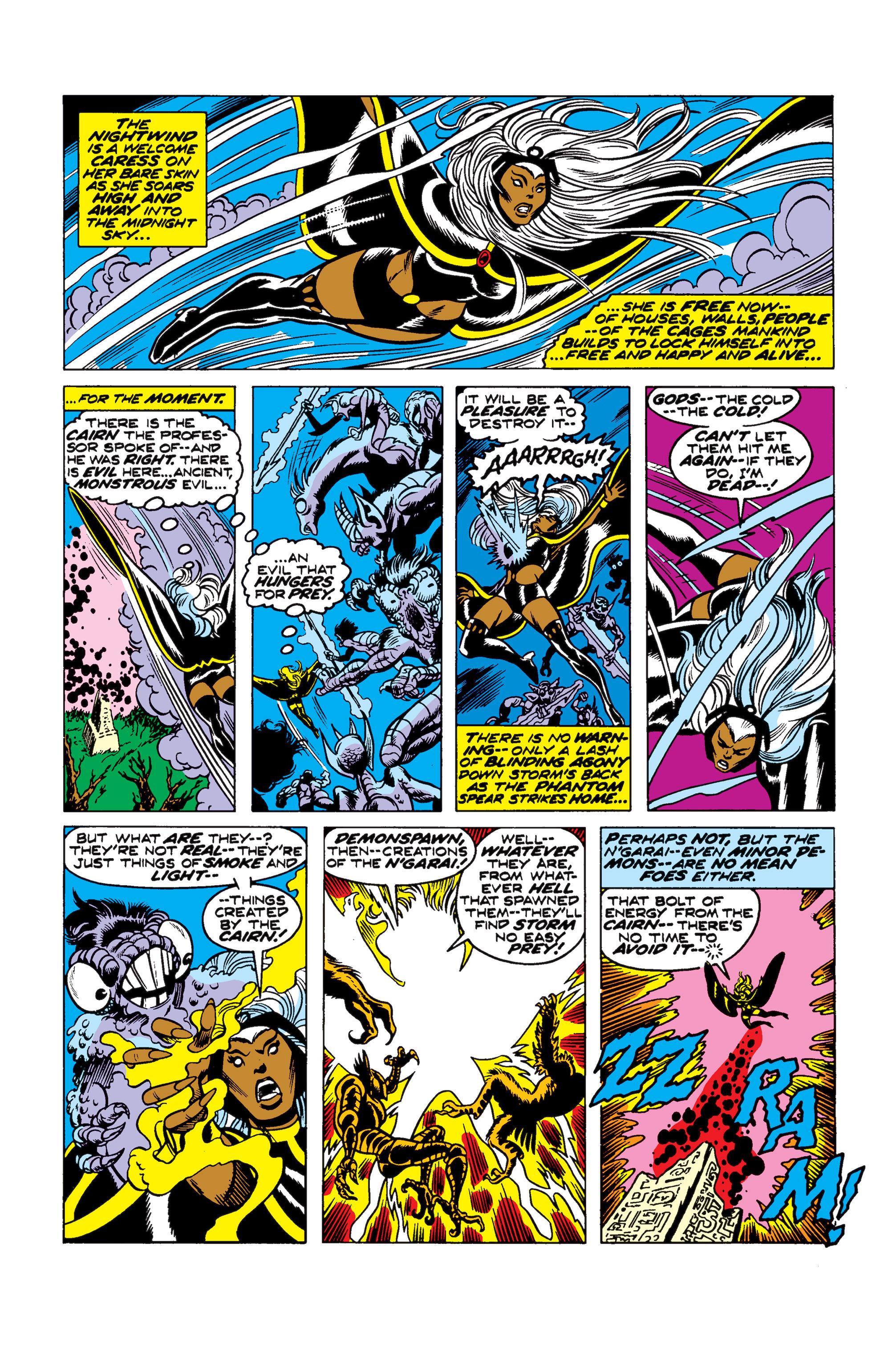 Uncanny X-Men (1963) 96 Page 16