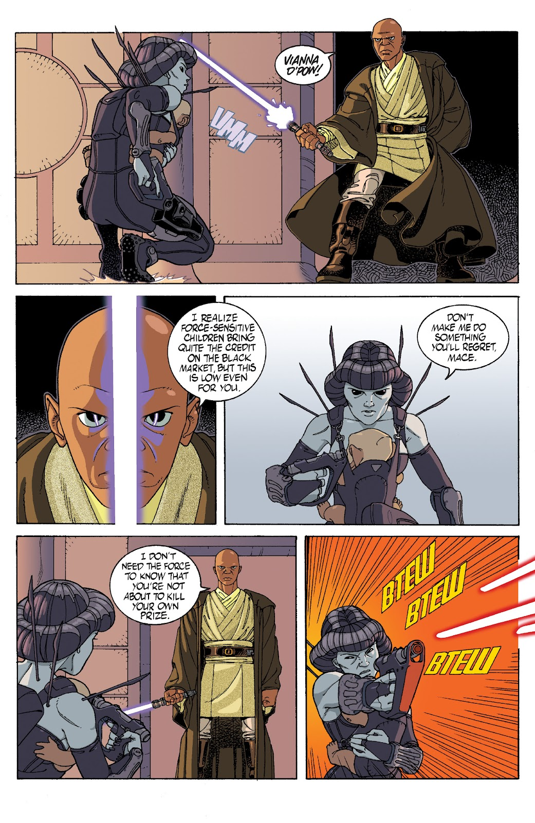 Read online Star Wars Legends: Rise of the Sith - Epic Collection comic -  Issue # TPB 1 (Part 1) - 29