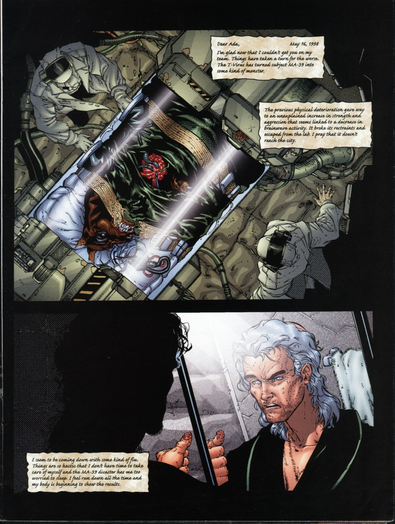Resident Evil (1998) Issue #1 #1 - English 11