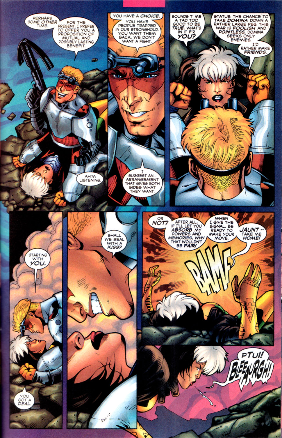 X-Men (1991) 106 Page 16