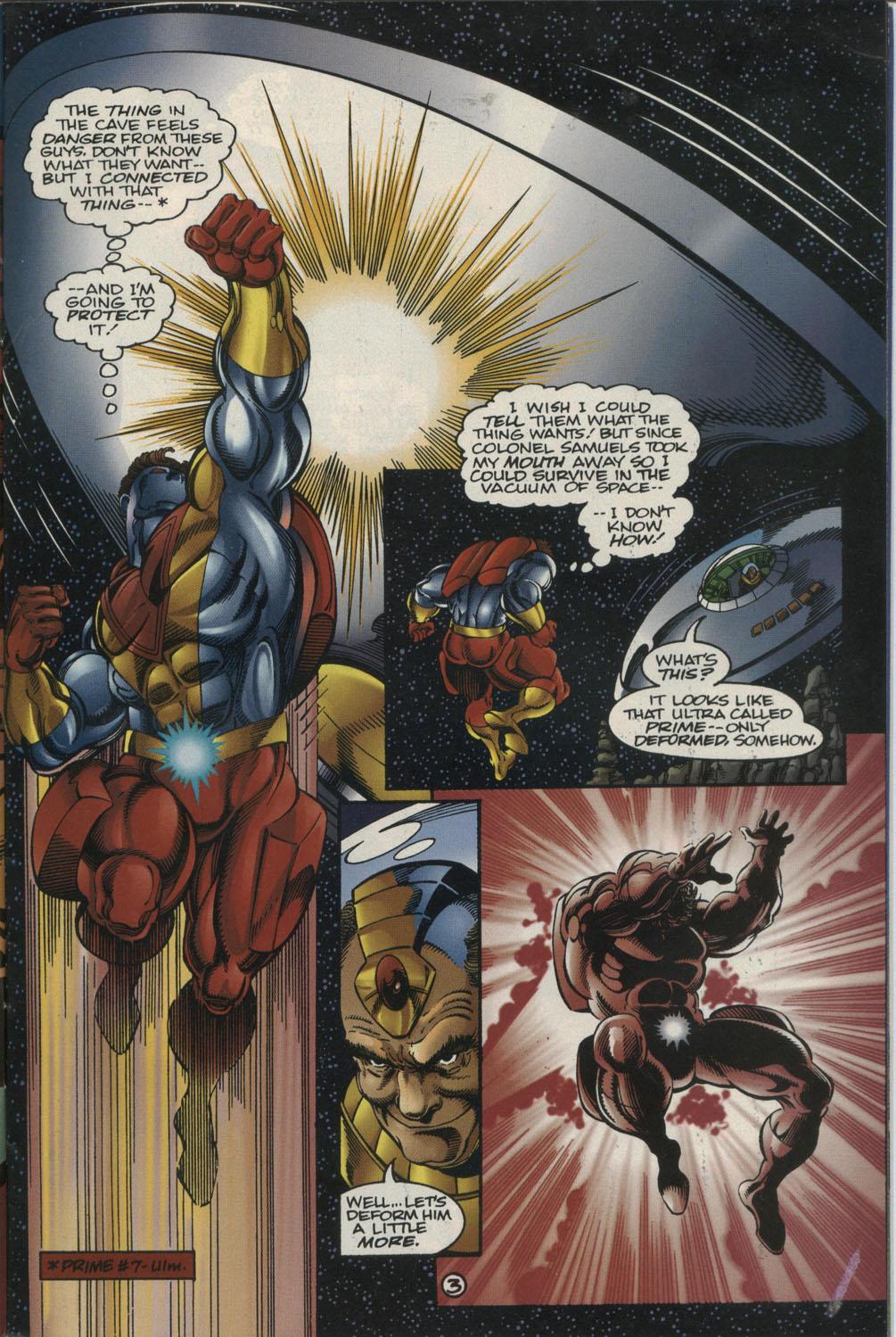 Read online Break-Thru comic -  Issue #2 - 4