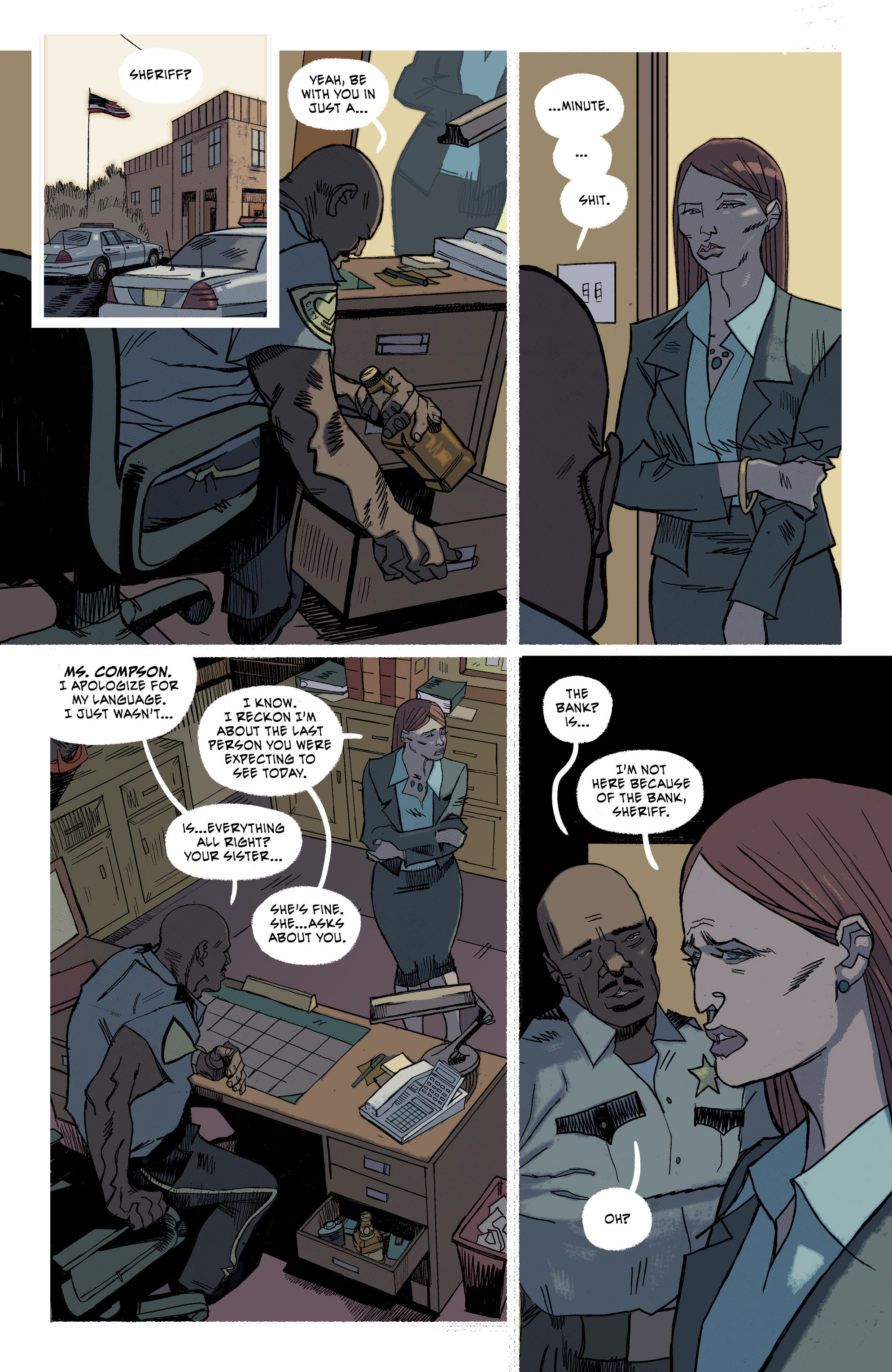 Read online Southern Bastards comic -  Issue #15 - 10