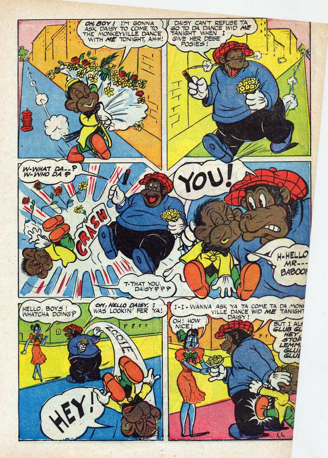 Read online Comedy Comics (1942) comic -  Issue #13 - 22