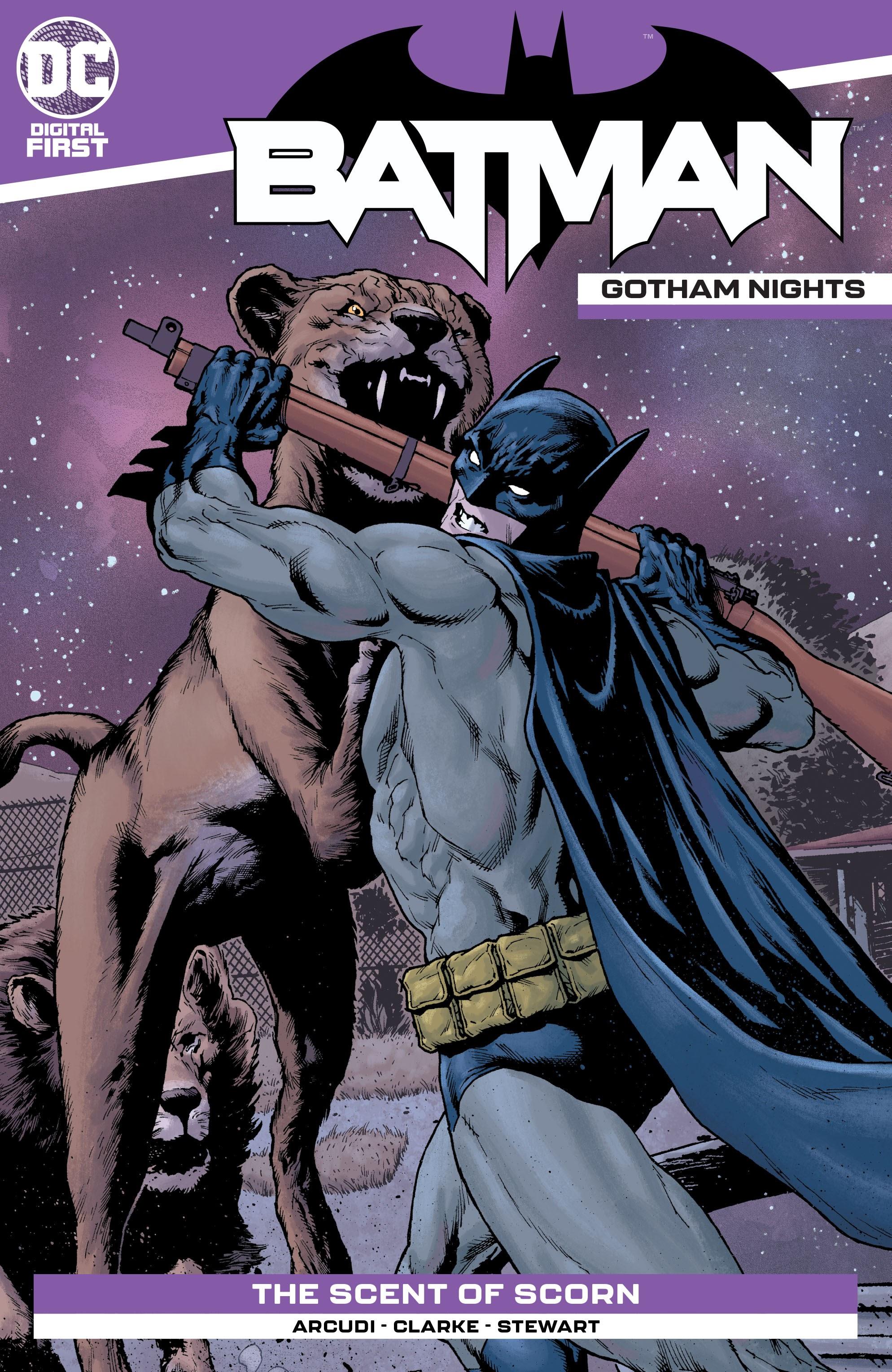 Batman: Gotham Nights (2020) 10 Page 1
