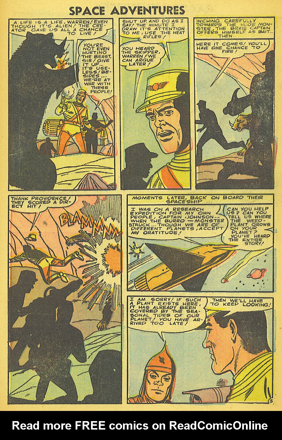 Space Adventures (1952) issue 21 - Page 29