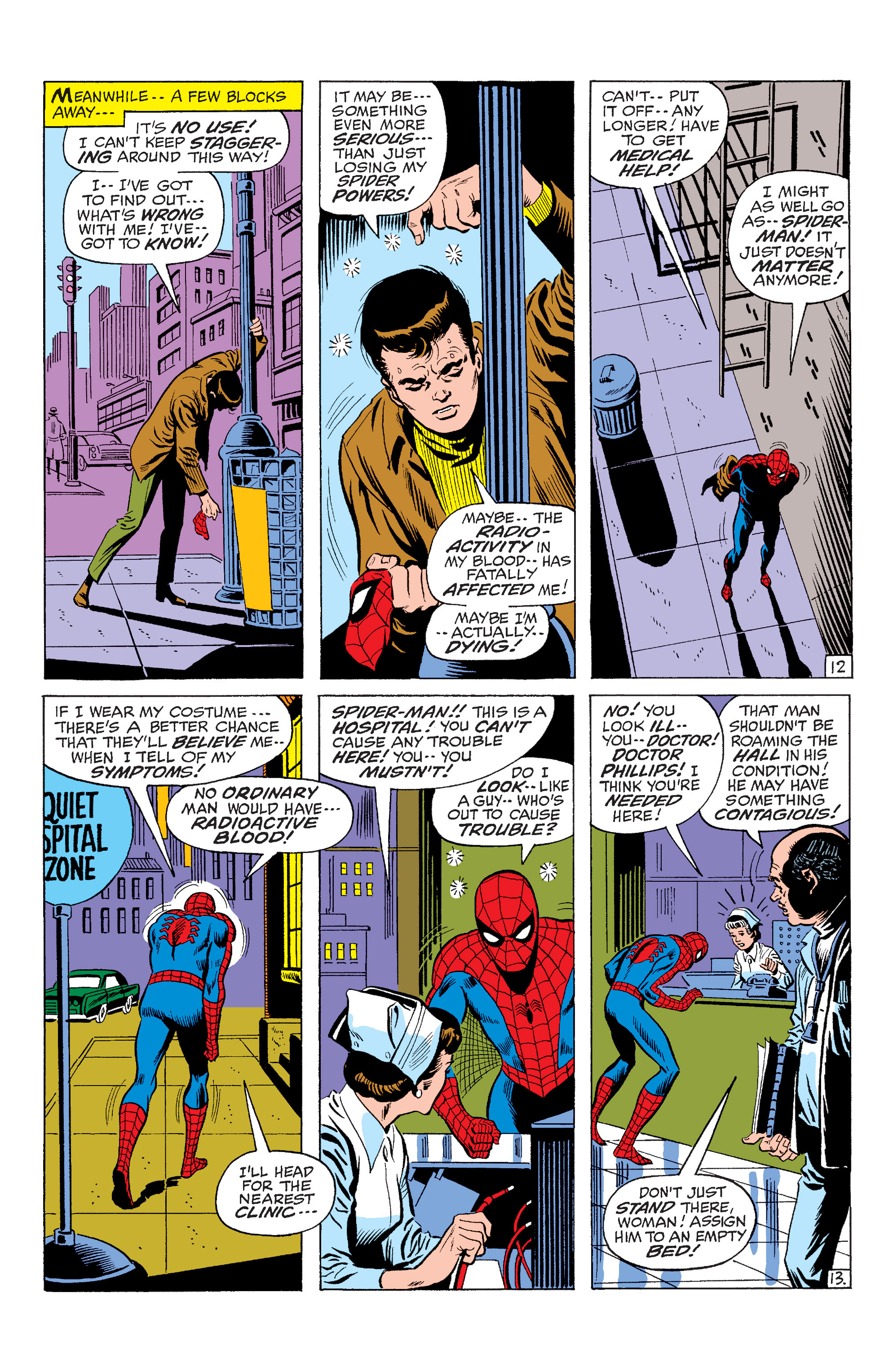 The Amazing Spider-Man (1963) 87 Page 12