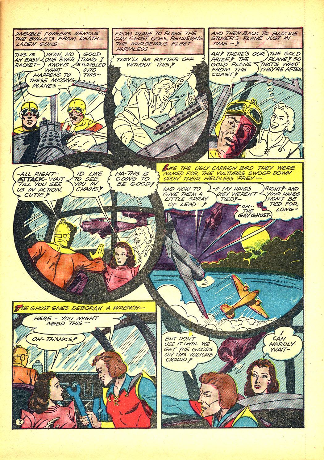 Read online Sensation (Mystery) Comics comic -  Issue #8 - 43