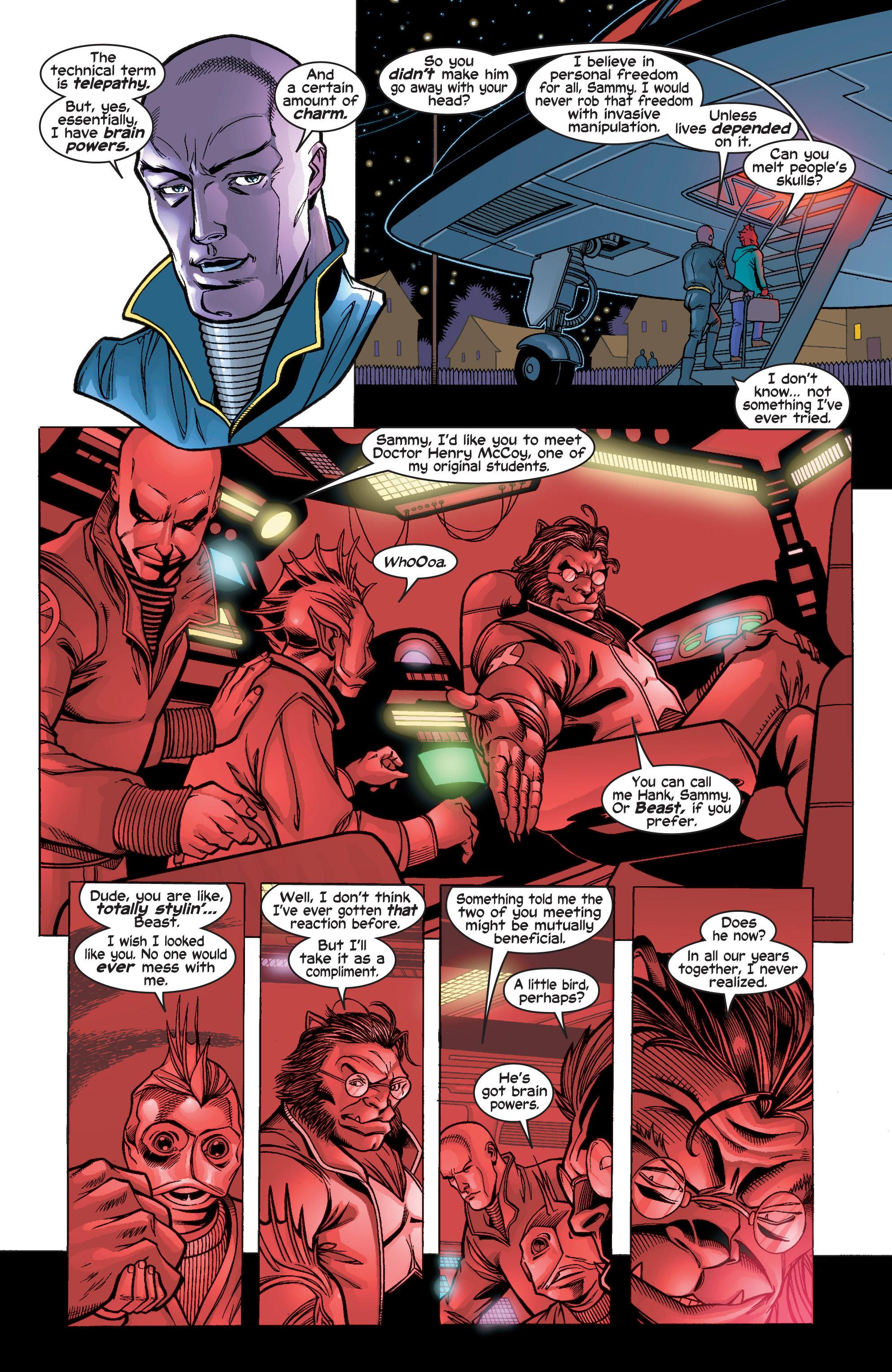 Read online Uncanny X-Men (1963) comic -  Issue #410 - 16