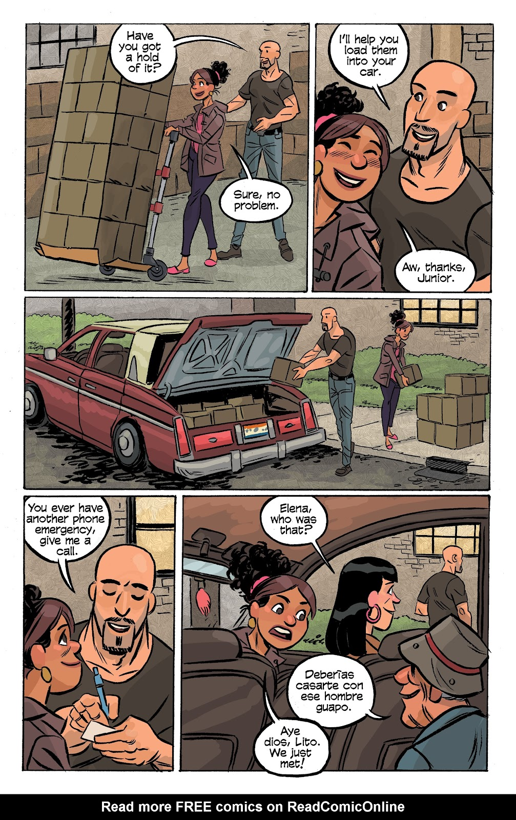 Read online Cellies comic -  Issue #6 - 22