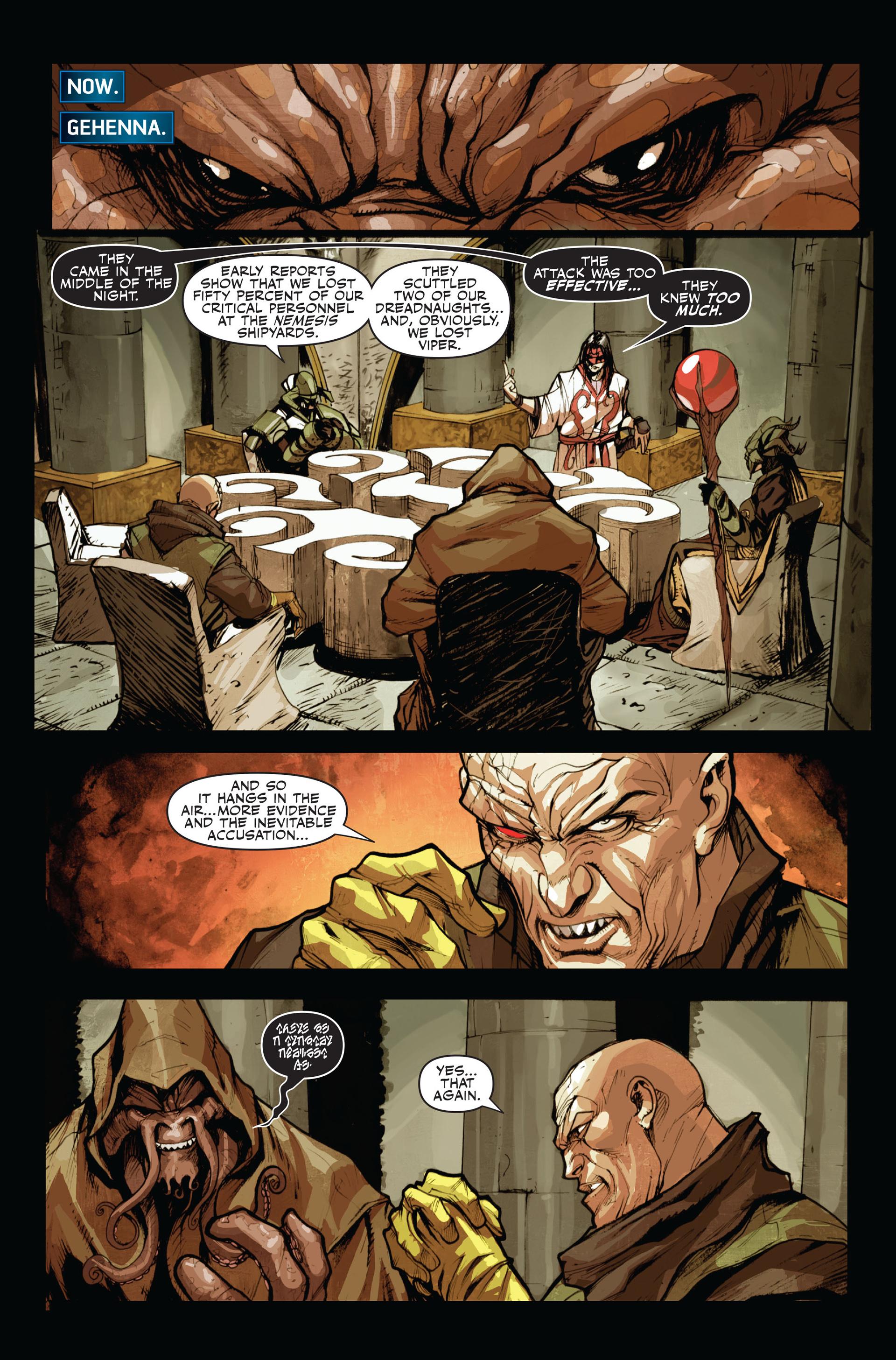 Read online Secret Warriors comic -  Issue #12 - 16