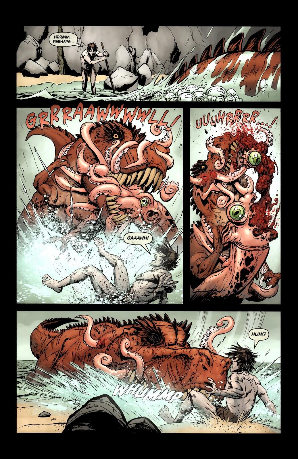 Read online Tyrannosaurus Rex comic -  Issue # Full - 23