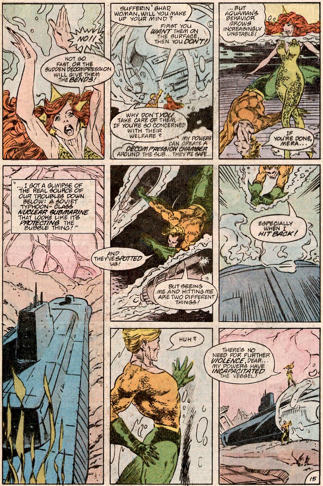 Read online Aquaman Special comic -  Issue #Aquaman Special Full - 17