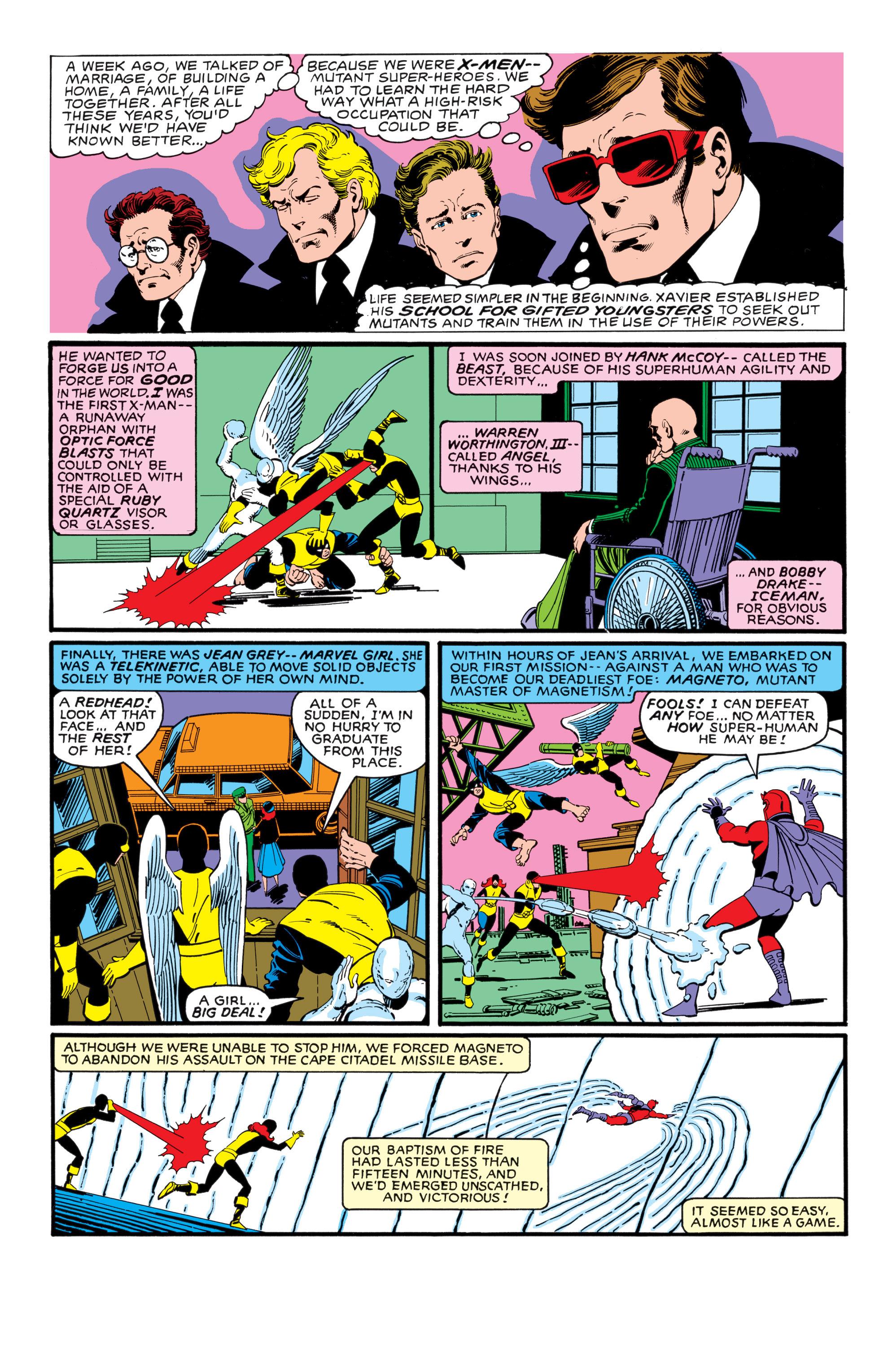 Read online Uncanny X-Men (1963) comic -  Issue #138 - 3