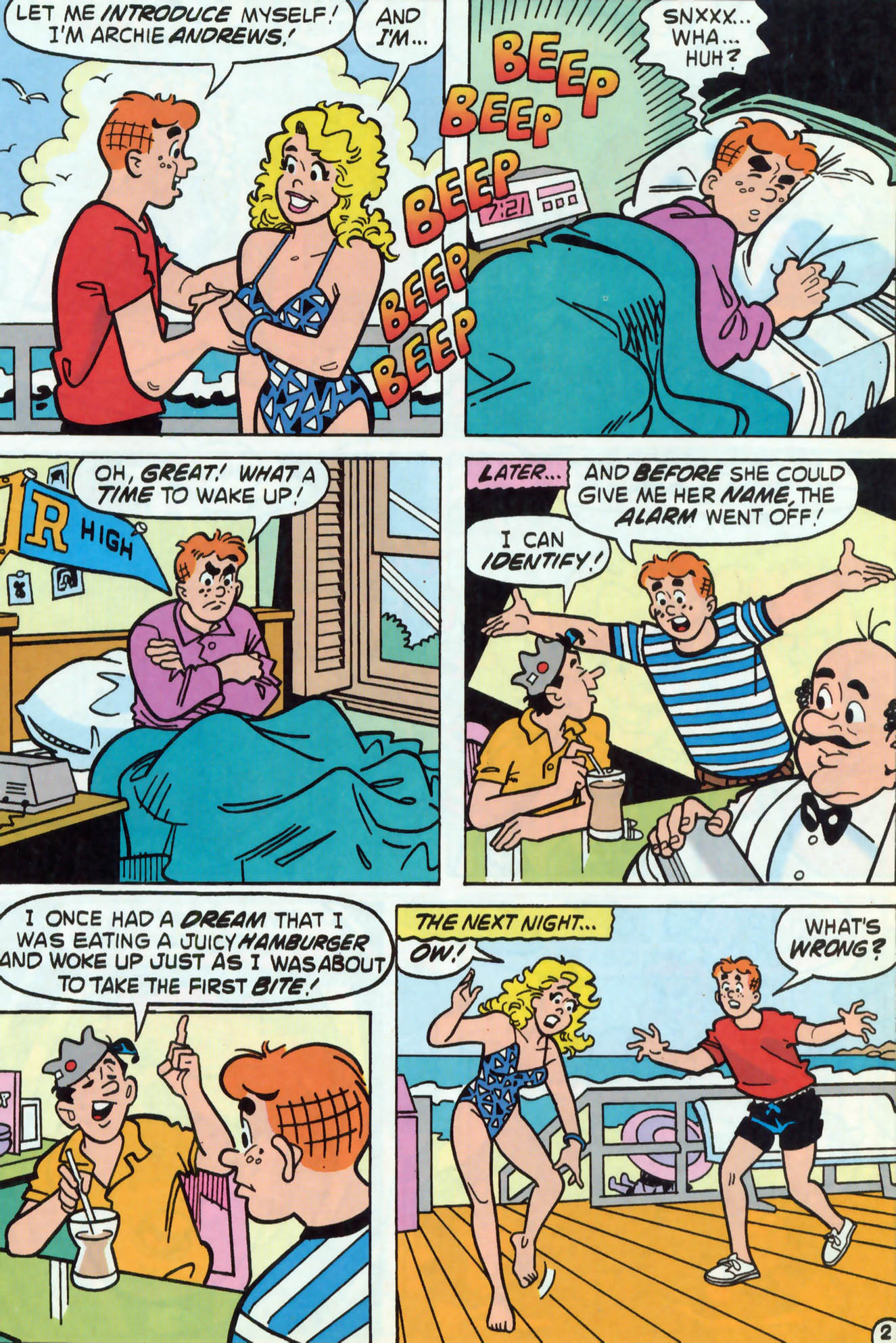 Read online Archie (1960) comic -  Issue #462 - 15
